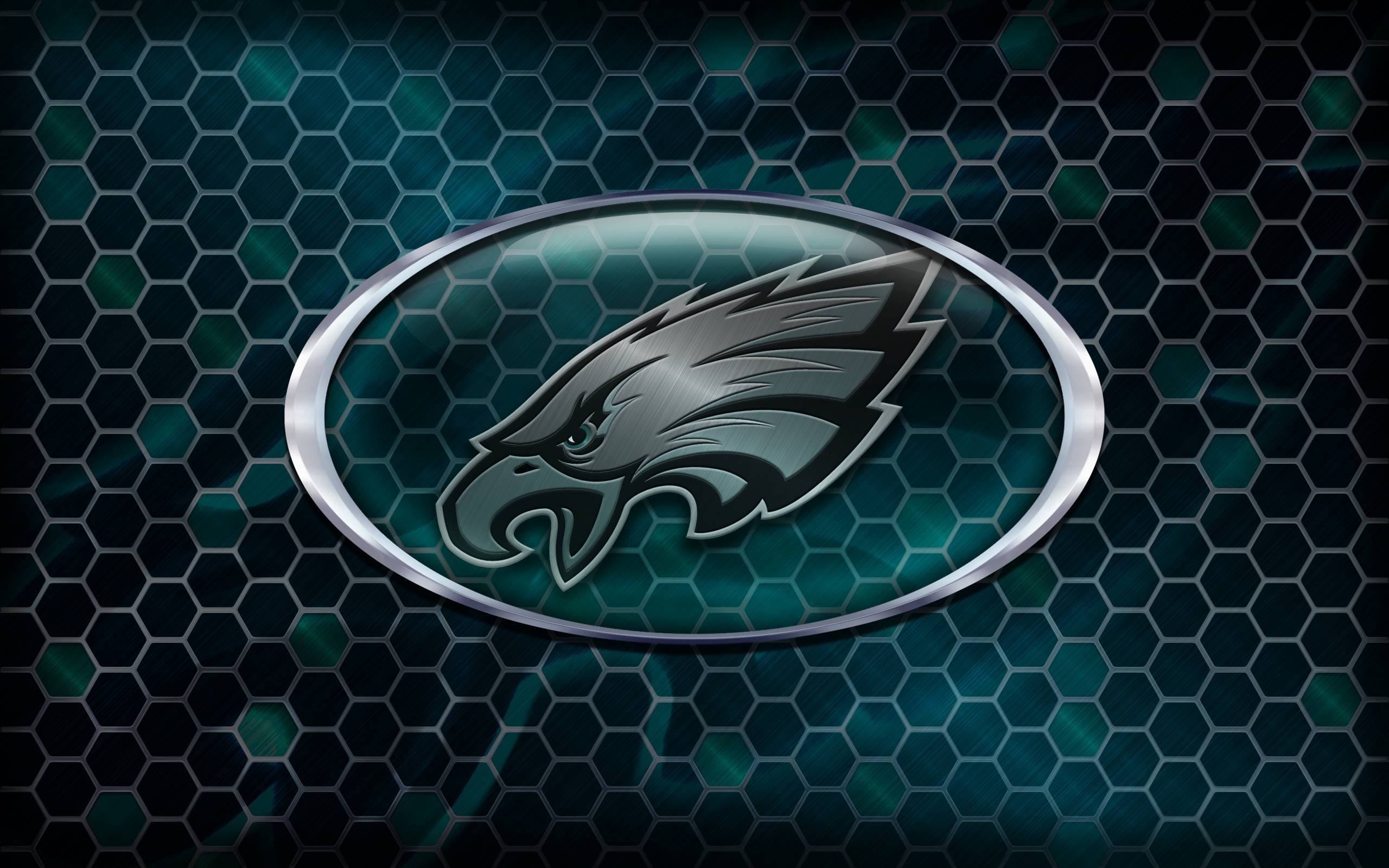 Philadelphia Eagles 2014 NFL Logo Wallpapers Wide or HD