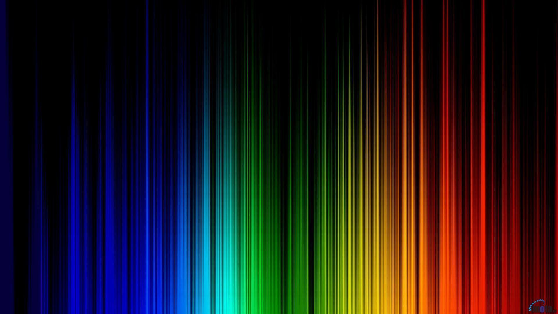 cool rainbow backgrounds wallpapers - photo #38