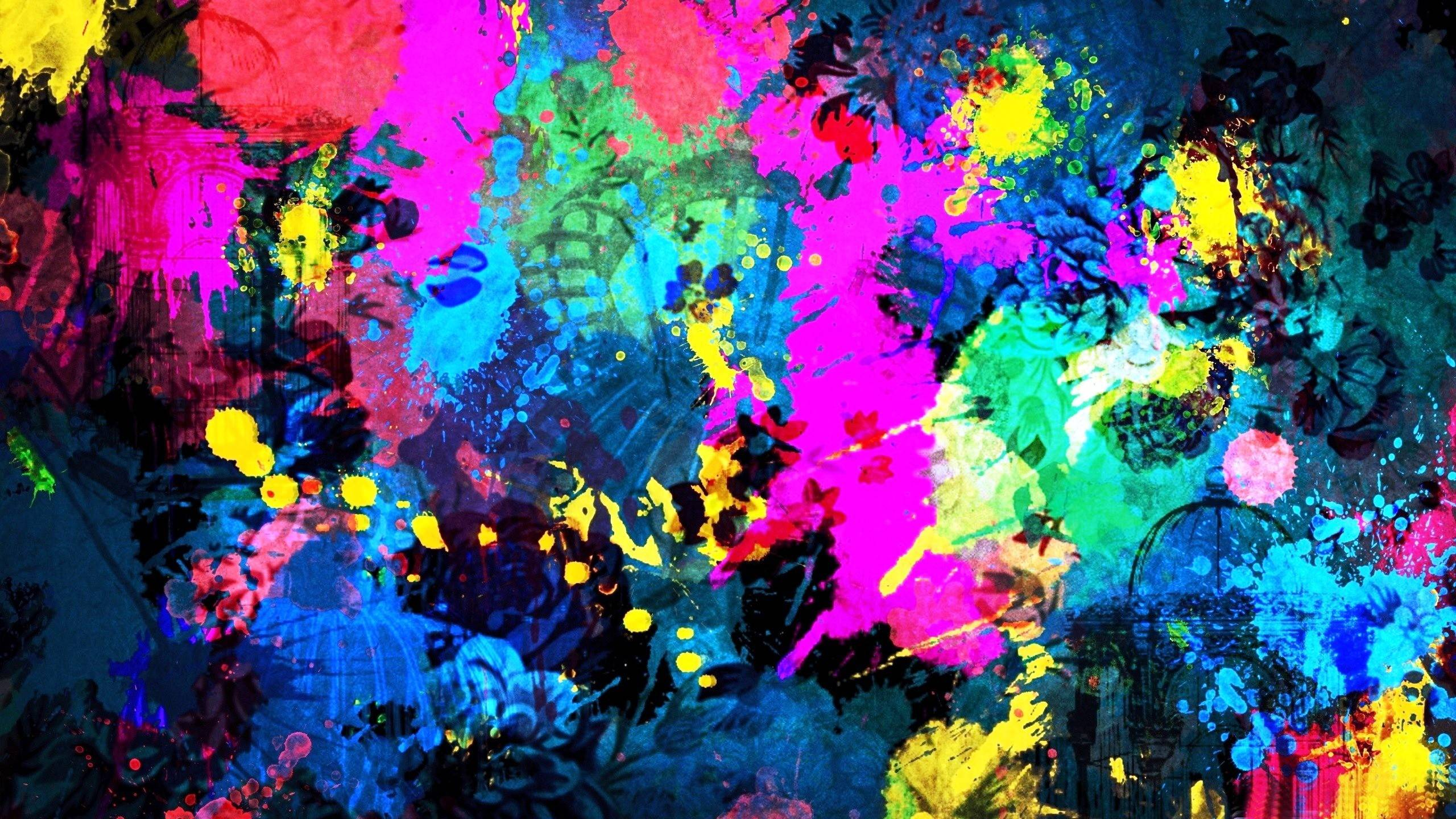 abstract painting wallpapers wallpaper - photo #18