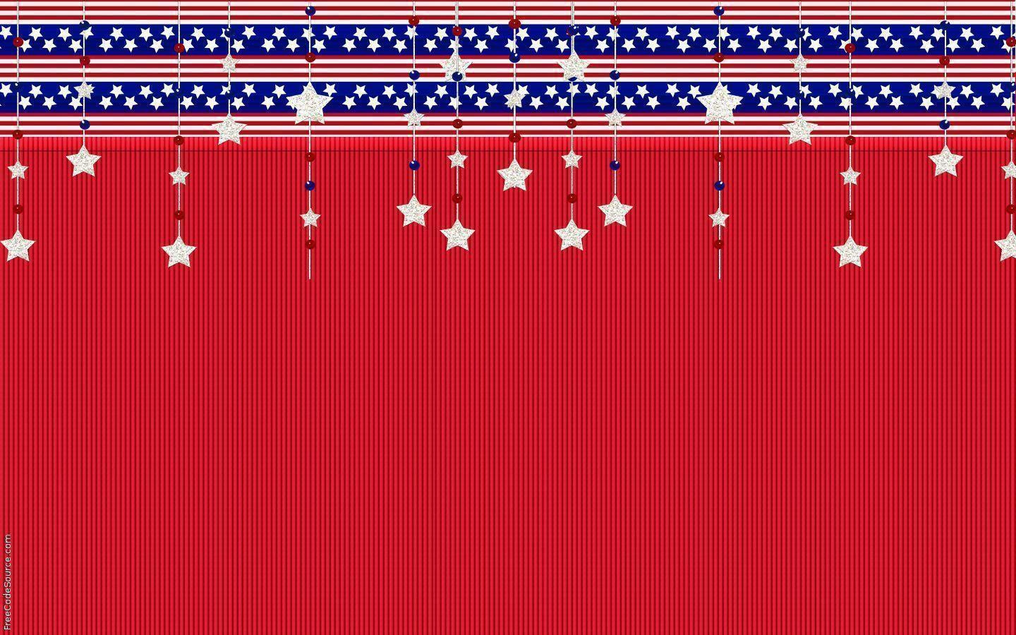 Stars And Stripes Backgrounds - - 220.3KB
