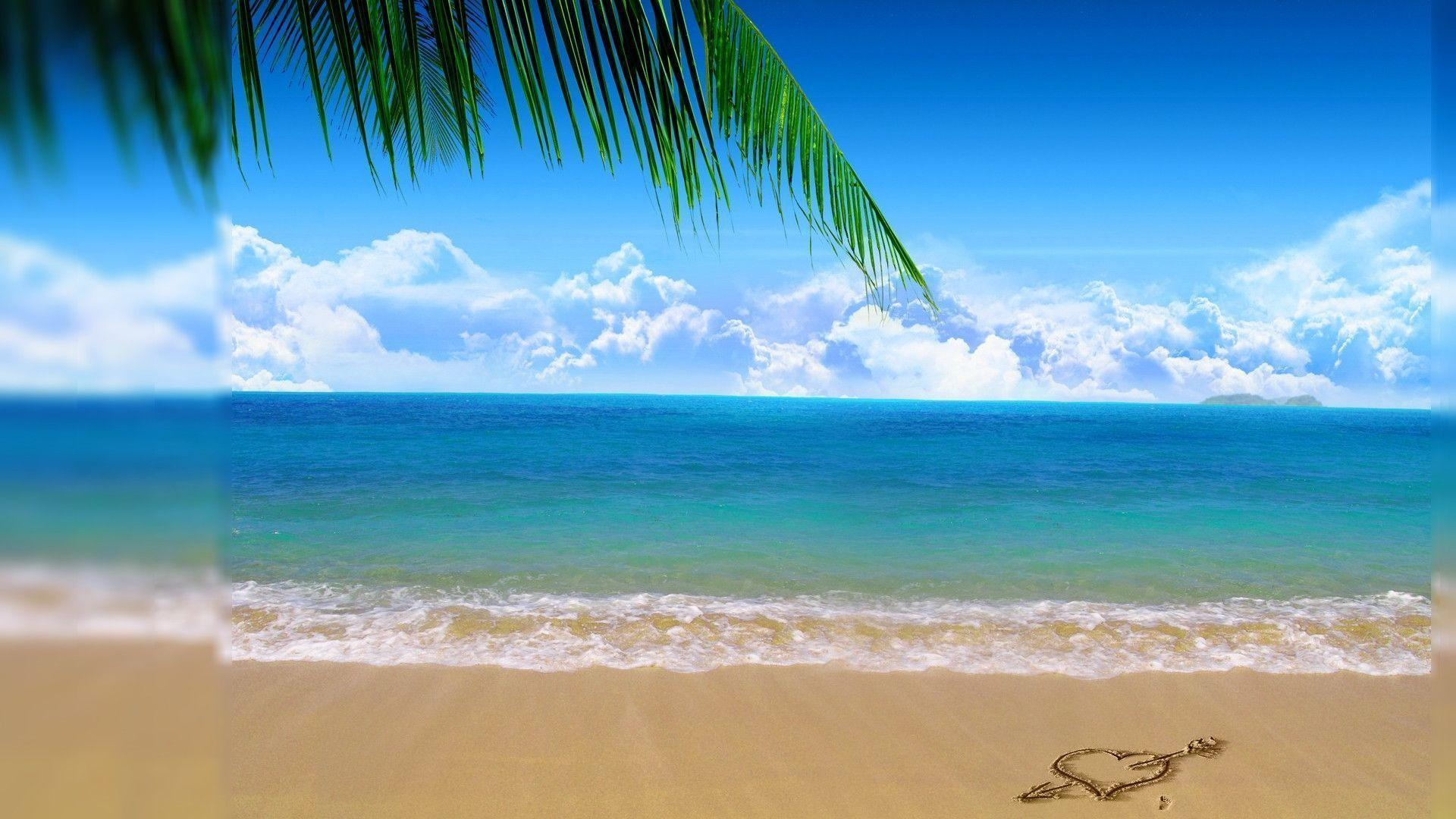 Beach Backgrounds For Desktop