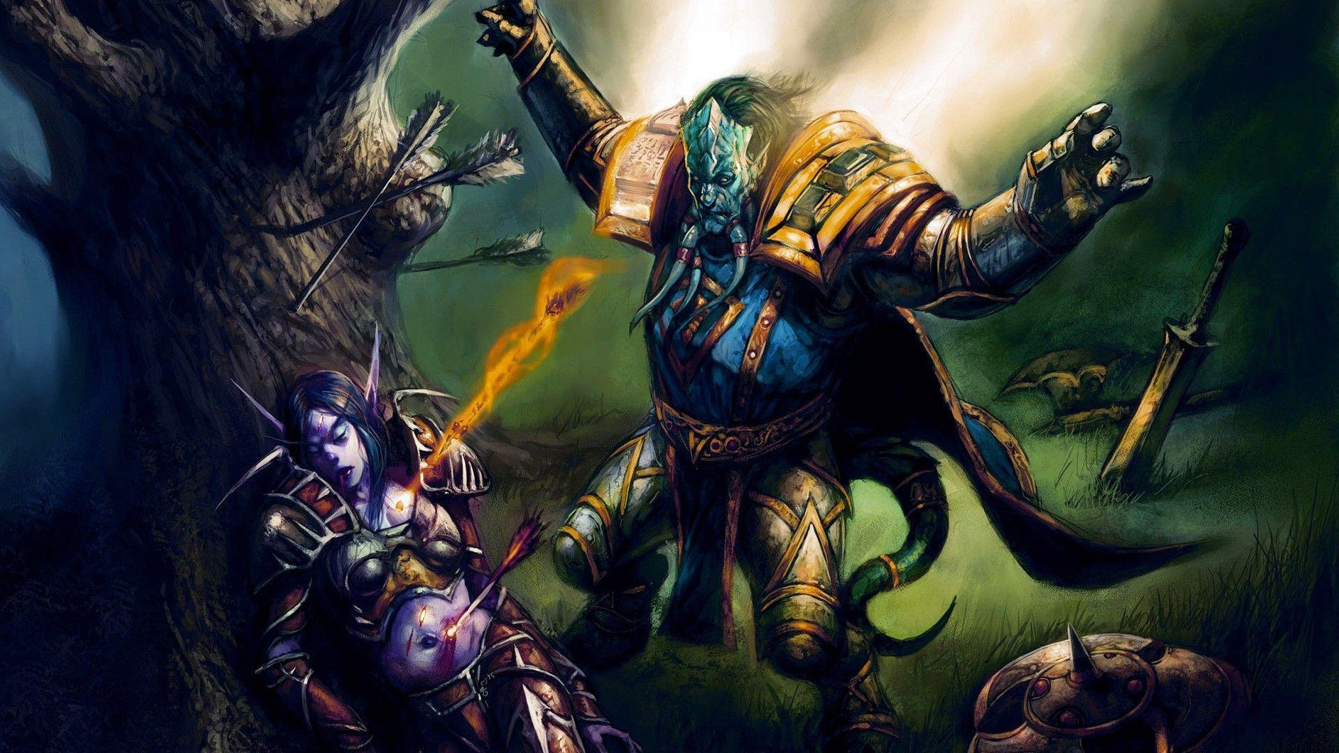 world of warcraft HD Games Wallpapers 1920x1080