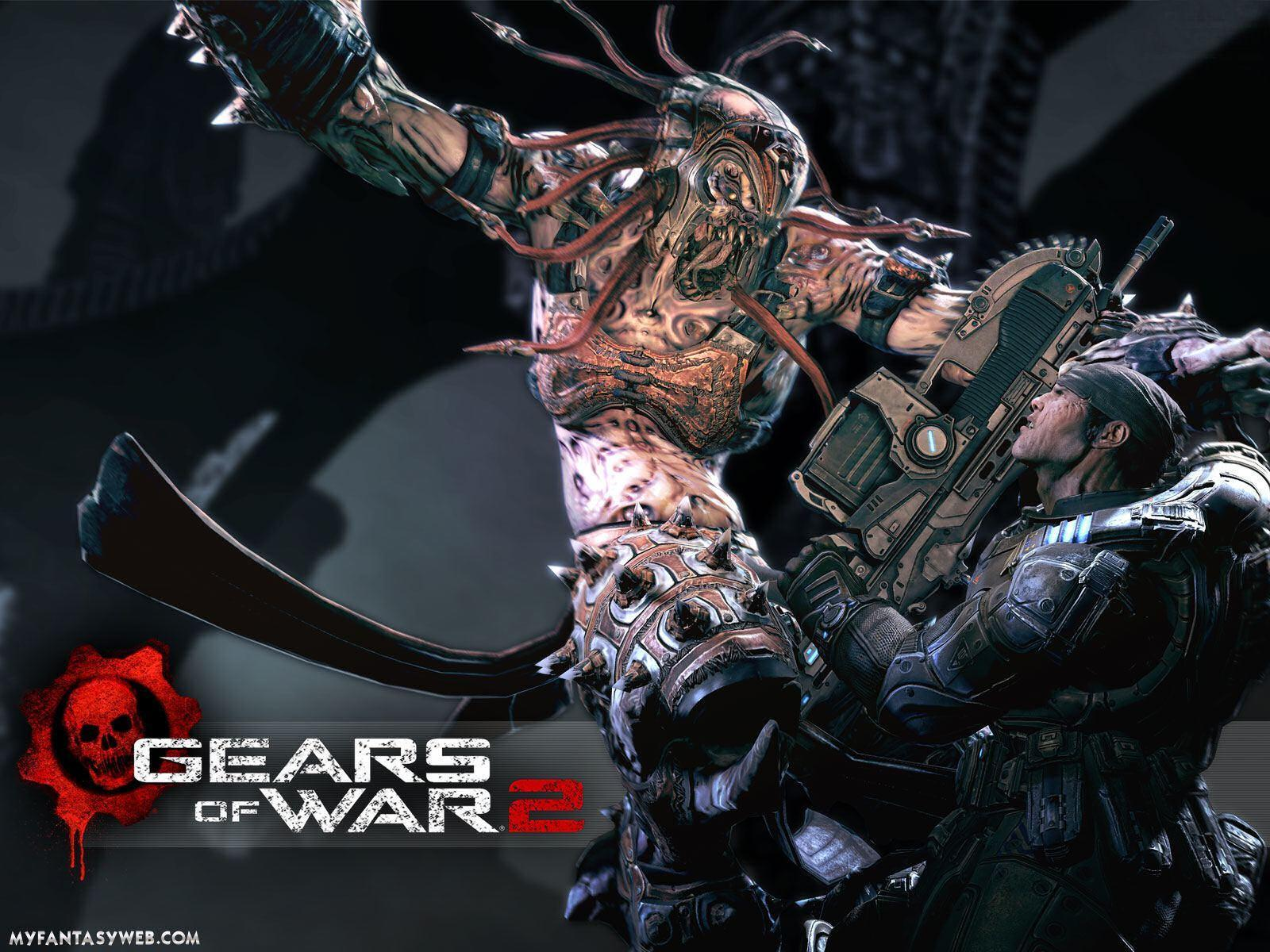 gears of war 2 wallpapers - wallpaper cave