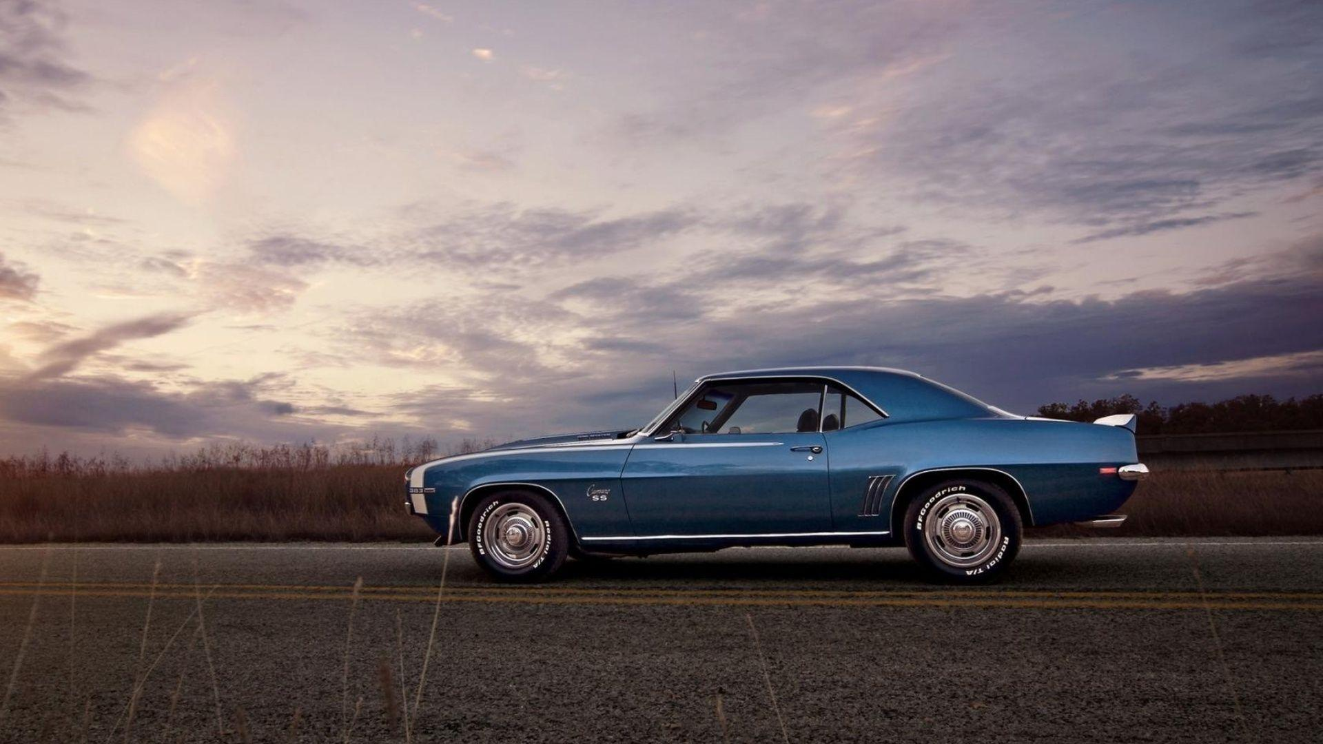 68 Camaro Wallpaper
