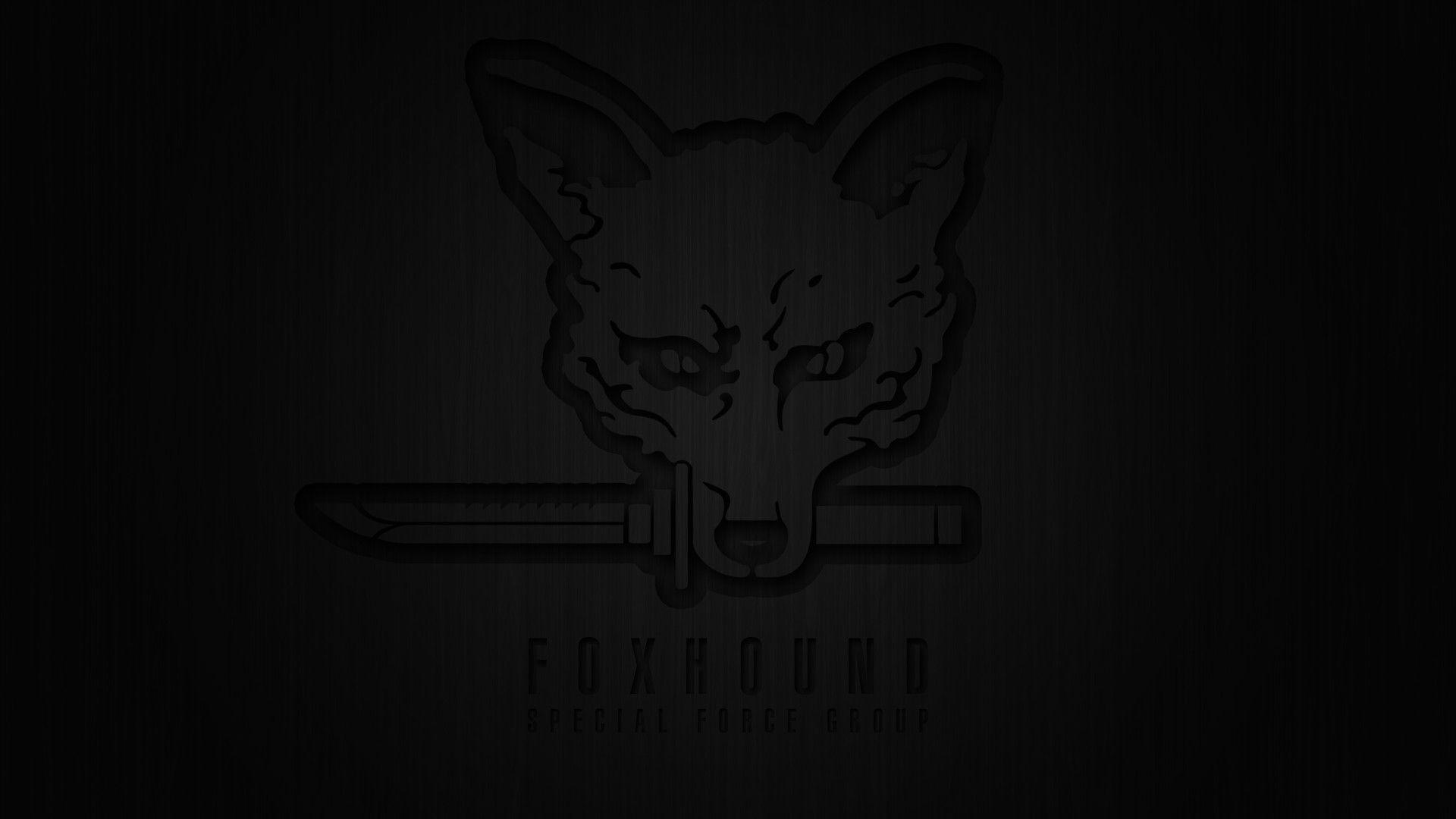Foxhound Wallpaper 1920x1080 - Viewing Gallery
