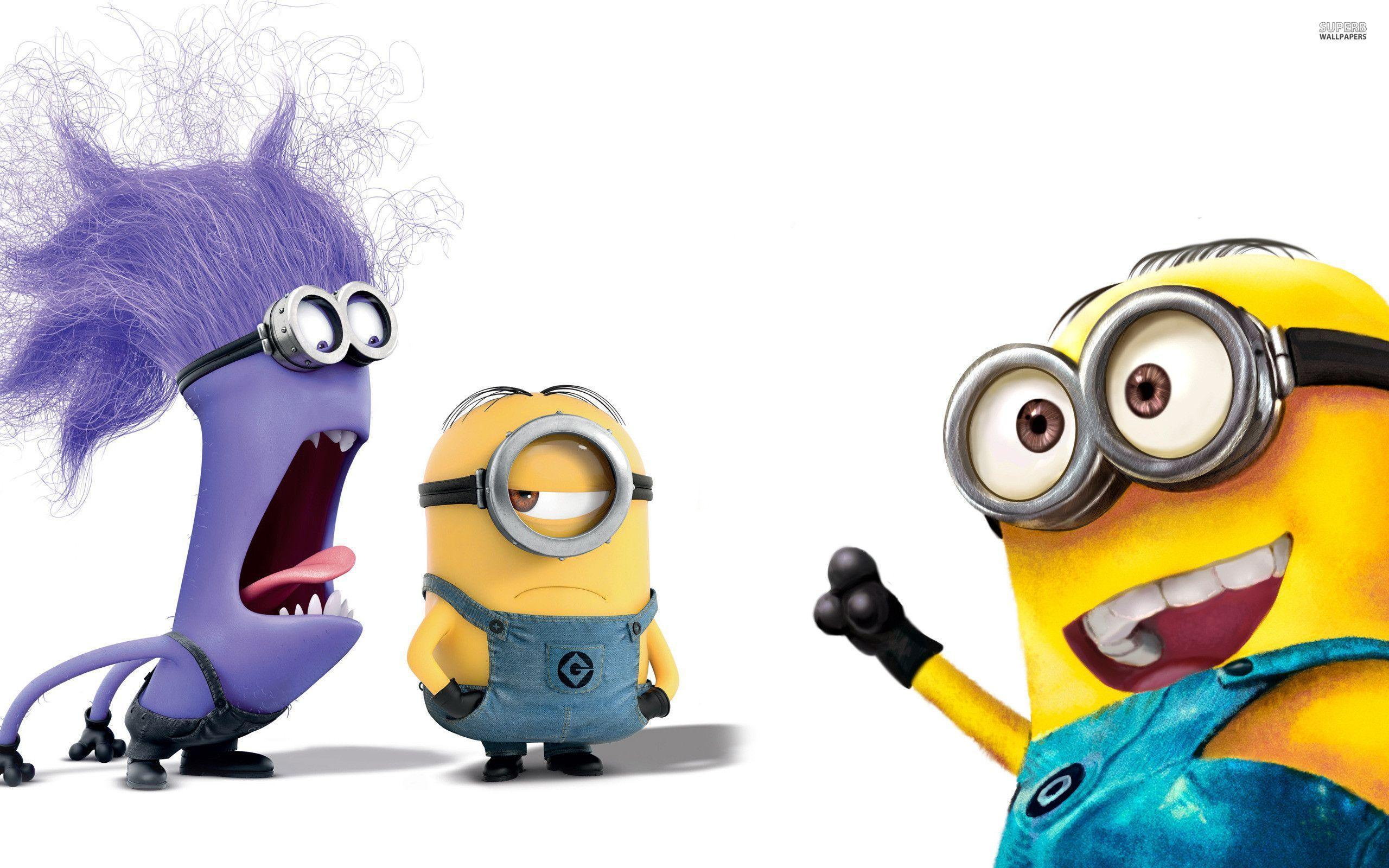 Despicable Me Minion Wallpapers - Wallpaper Cave