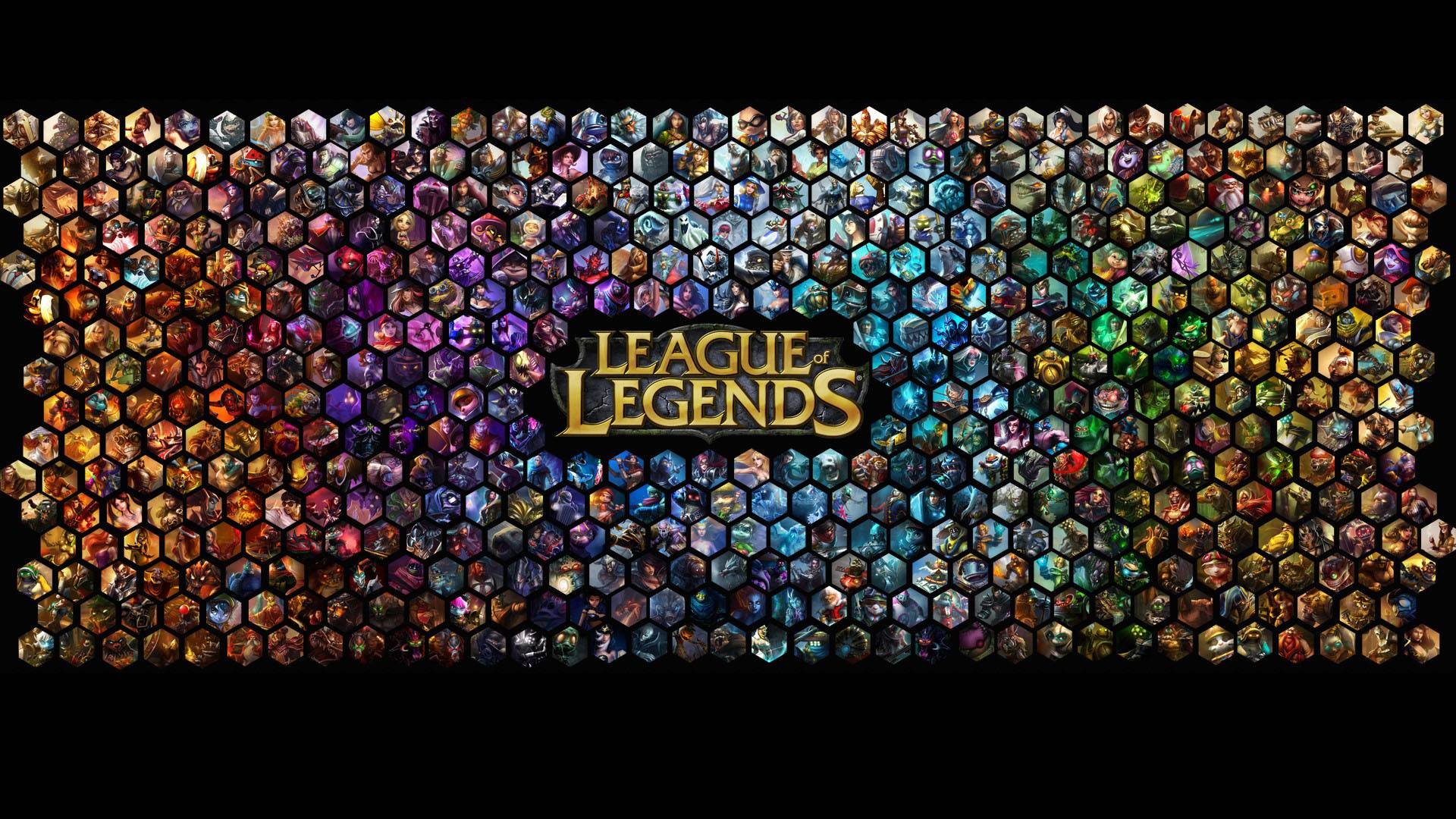 League Of Legends Papéis de Parede HD Planos de Fundo