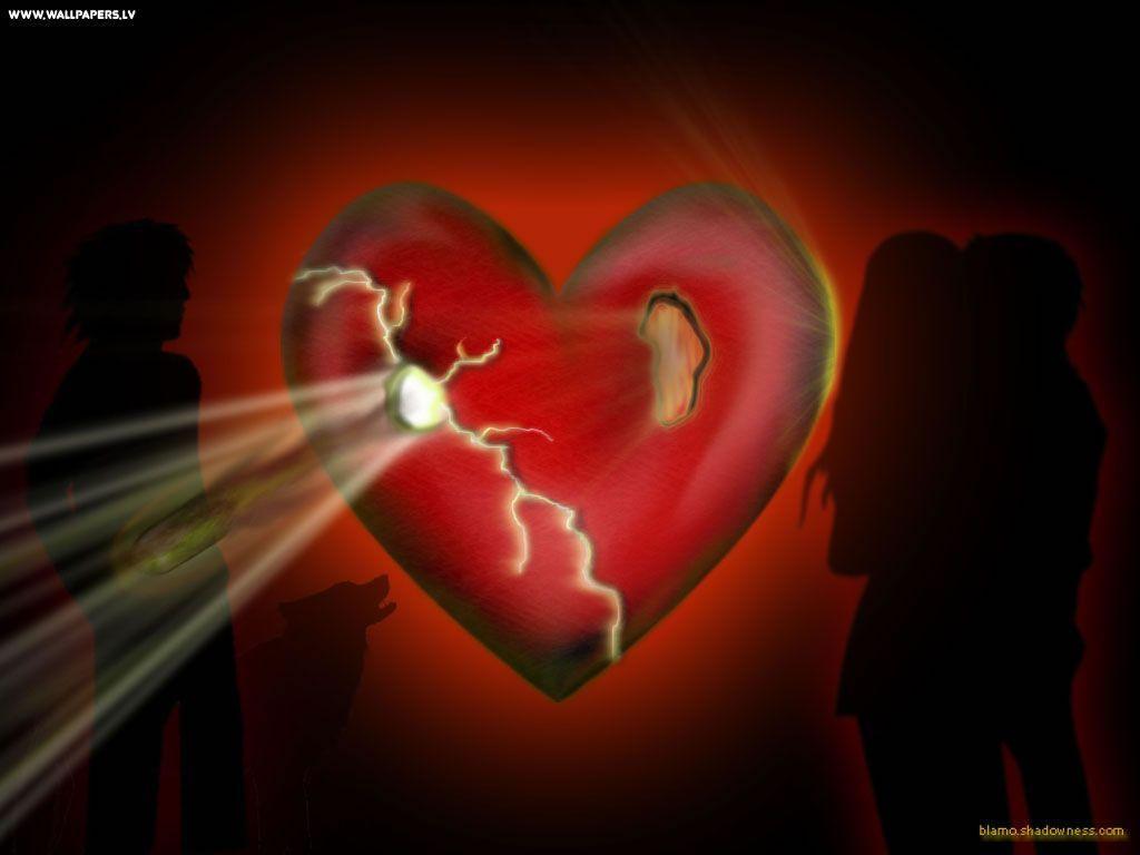 Broken Hearts Wallpapers - Wallpaper Cave