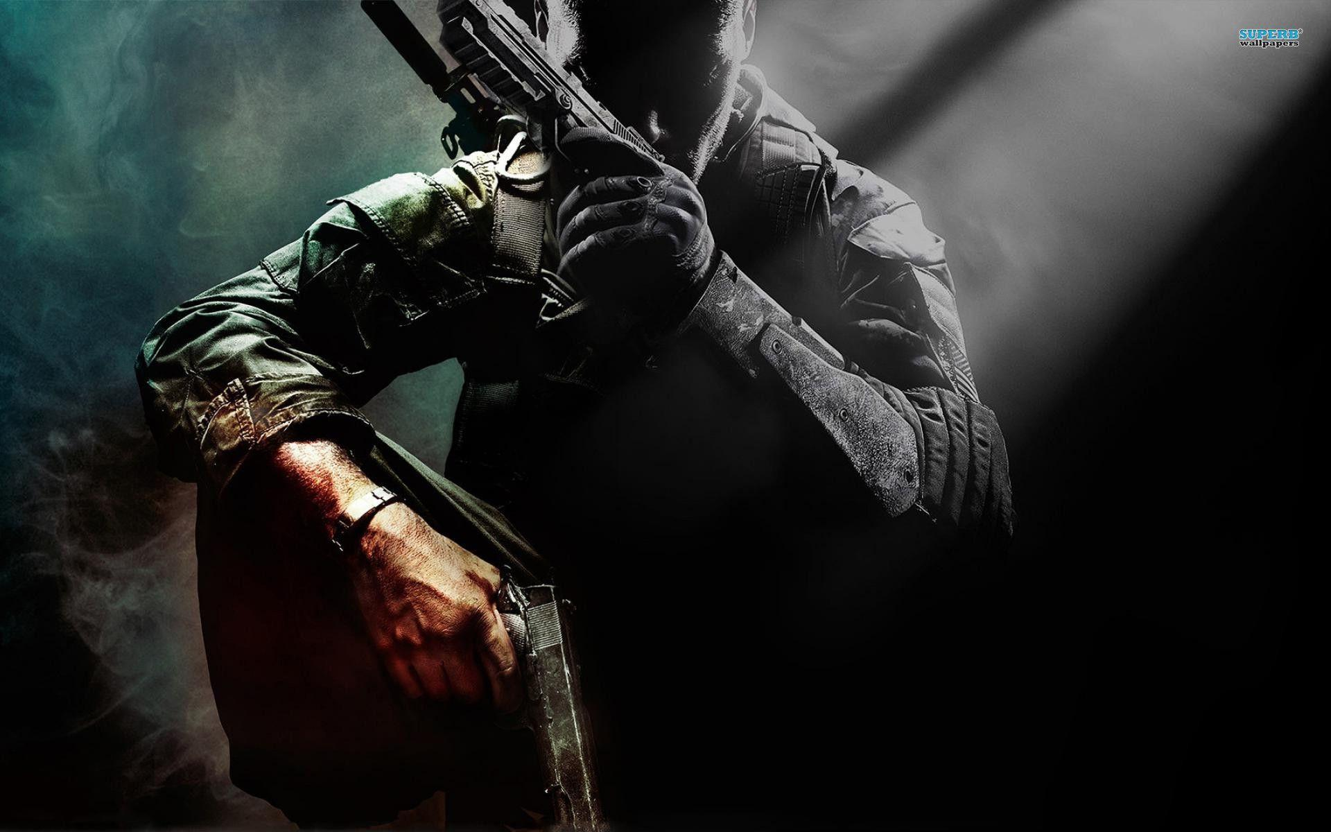 Call Of Duty: Black Ops Backgrounds
