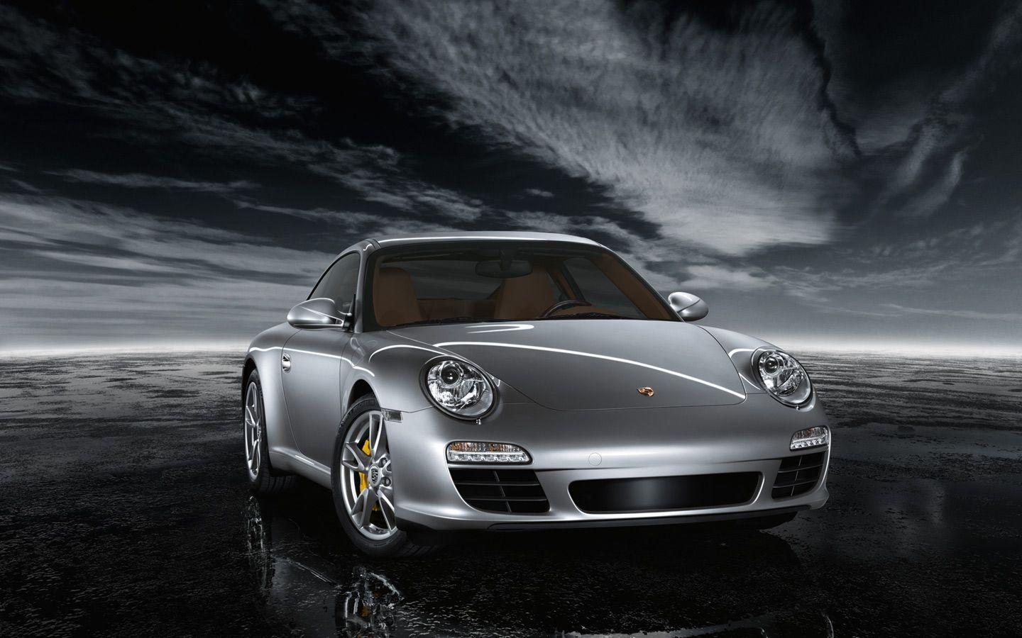 Porsche 911 Carrera 2008 wallpaper