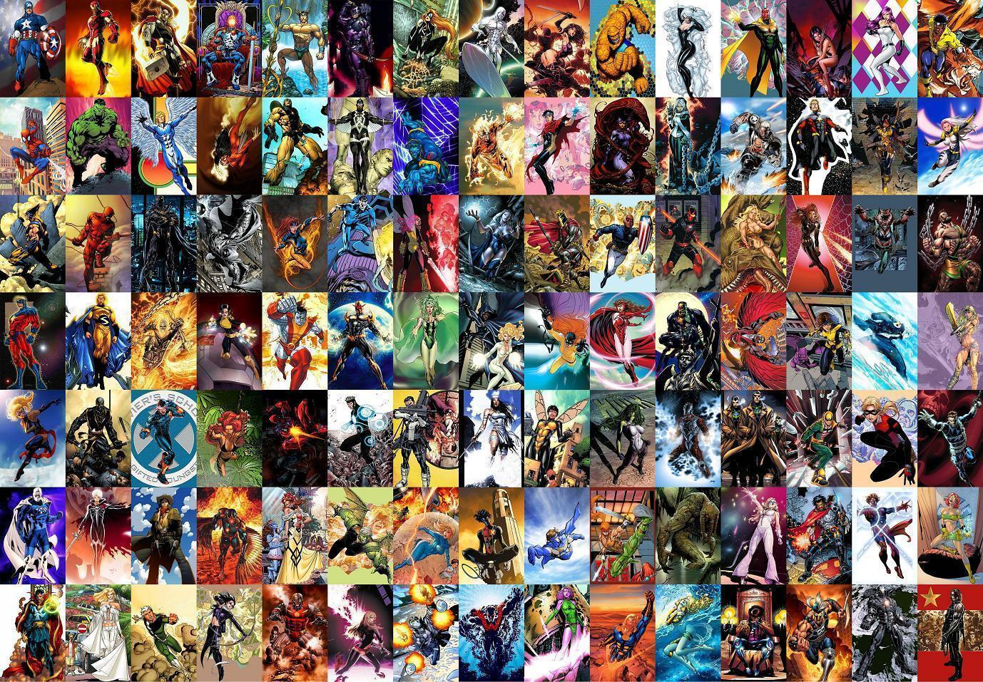 marvel heroes hd wallpapers for android