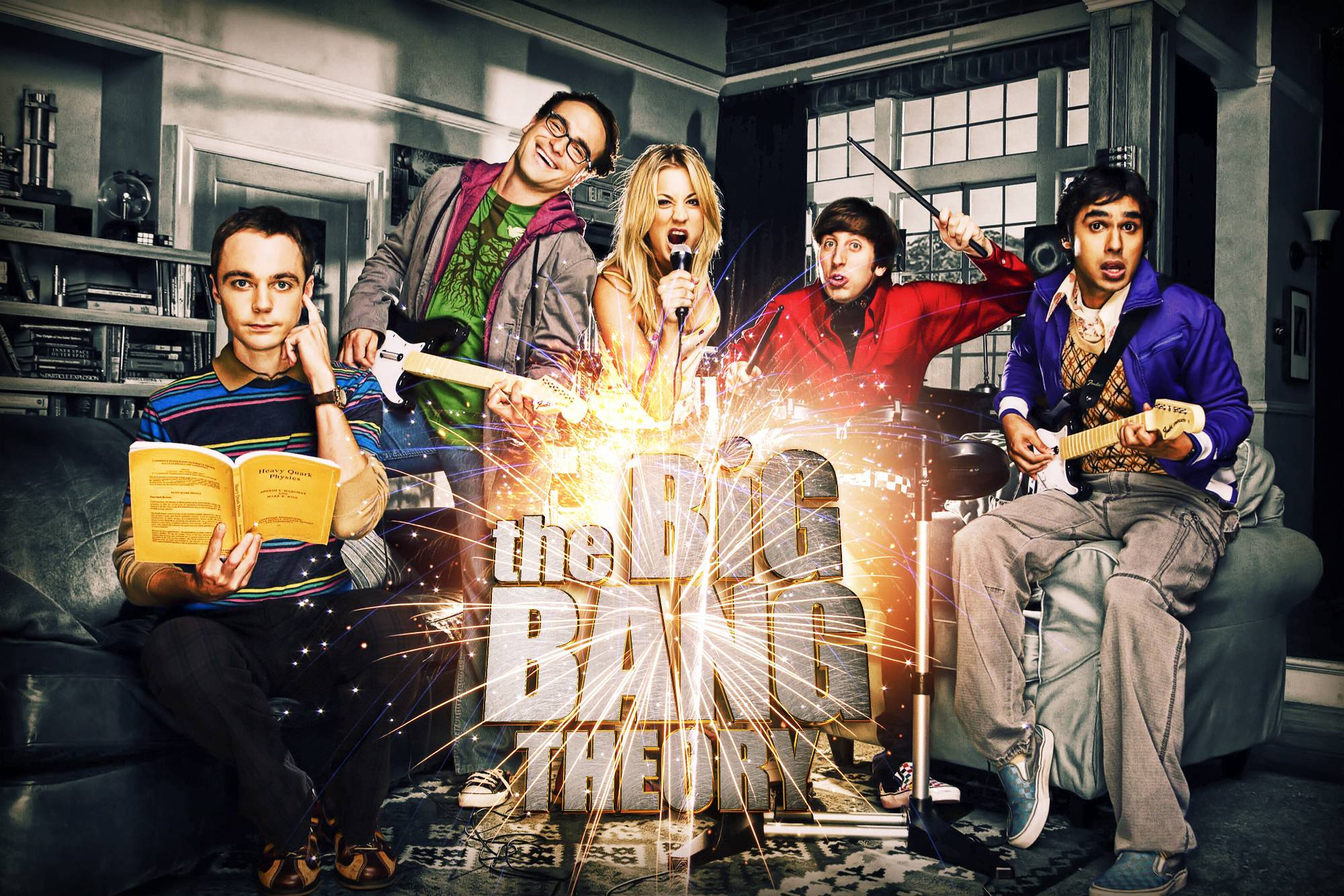 The Big Bang Theory Wallpapers | HD Wallpapers Base