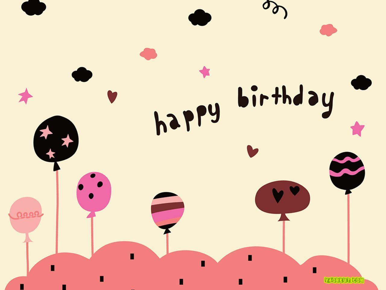 Happy Birthday Wallpapers - Wallpaper Cave