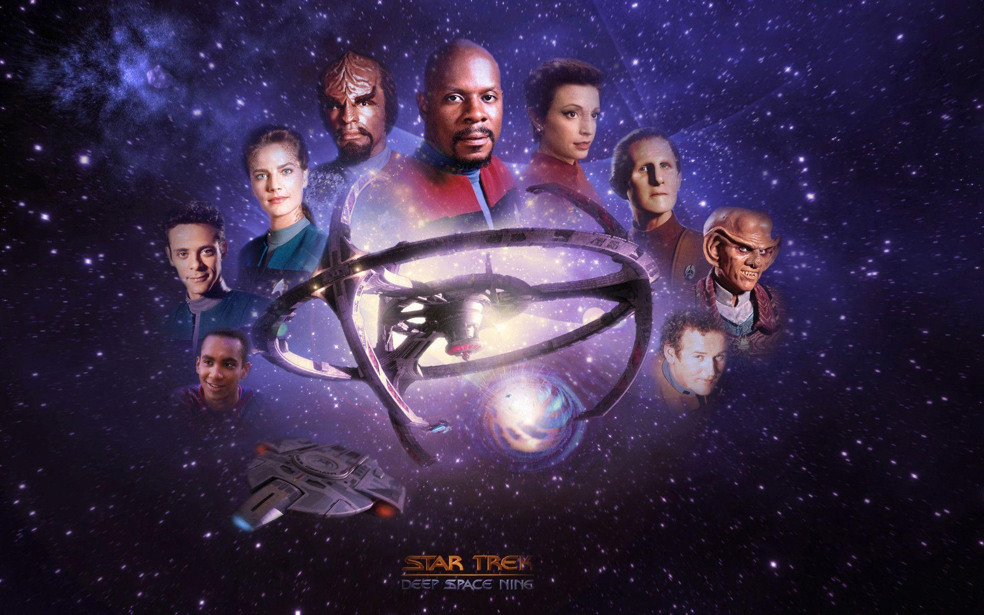 TV Show Star Trek: Deep Space Nine Wallpapers 1920x1200 px Free