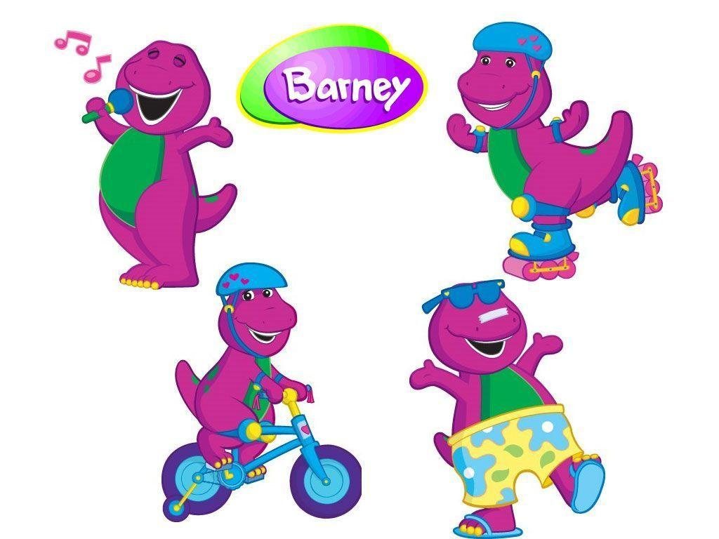 Barney Wallpapers Free Download