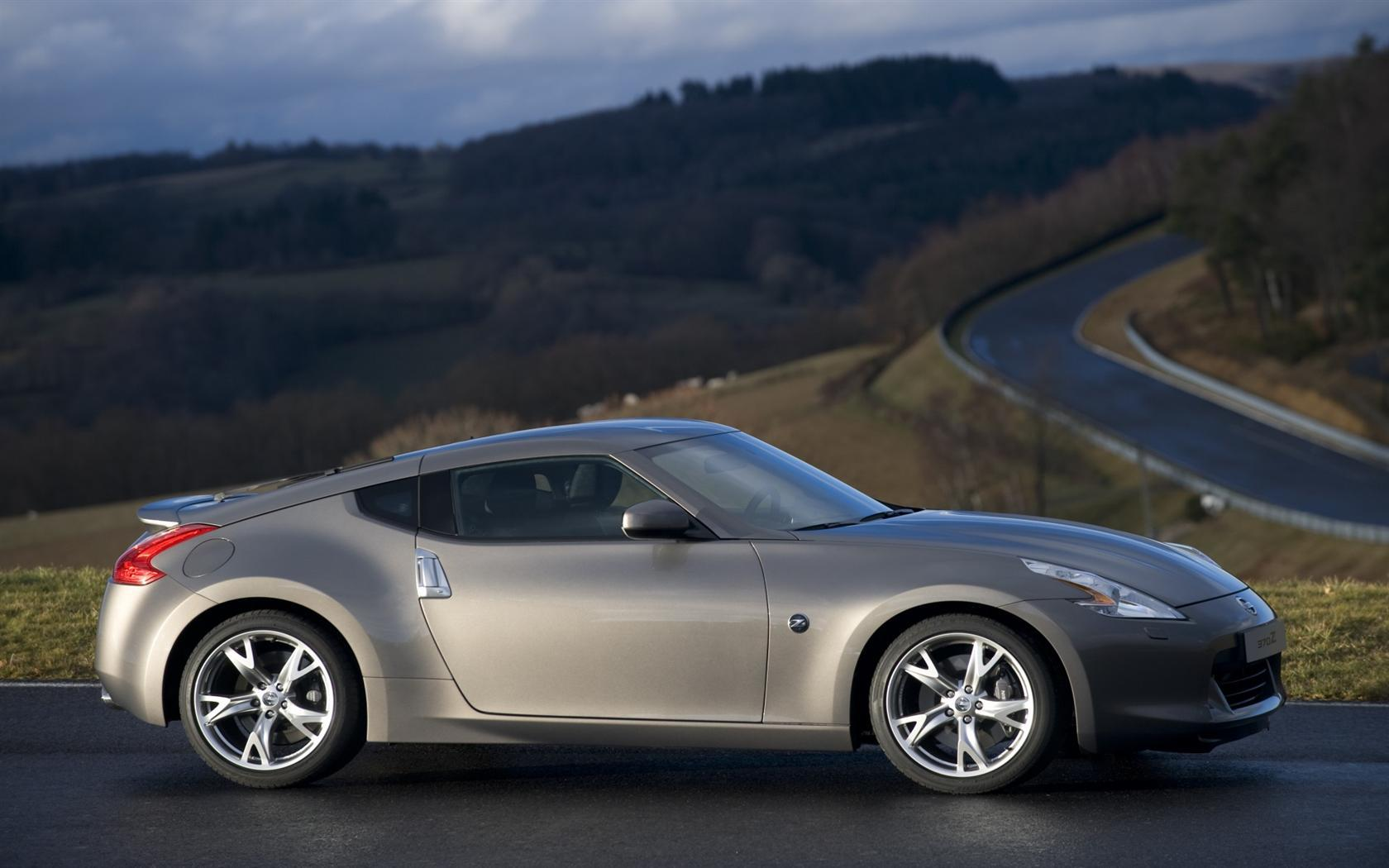 Nissan 370Z 0-60 >> Nissan 370Z Wallpapers - Wallpaper Cave