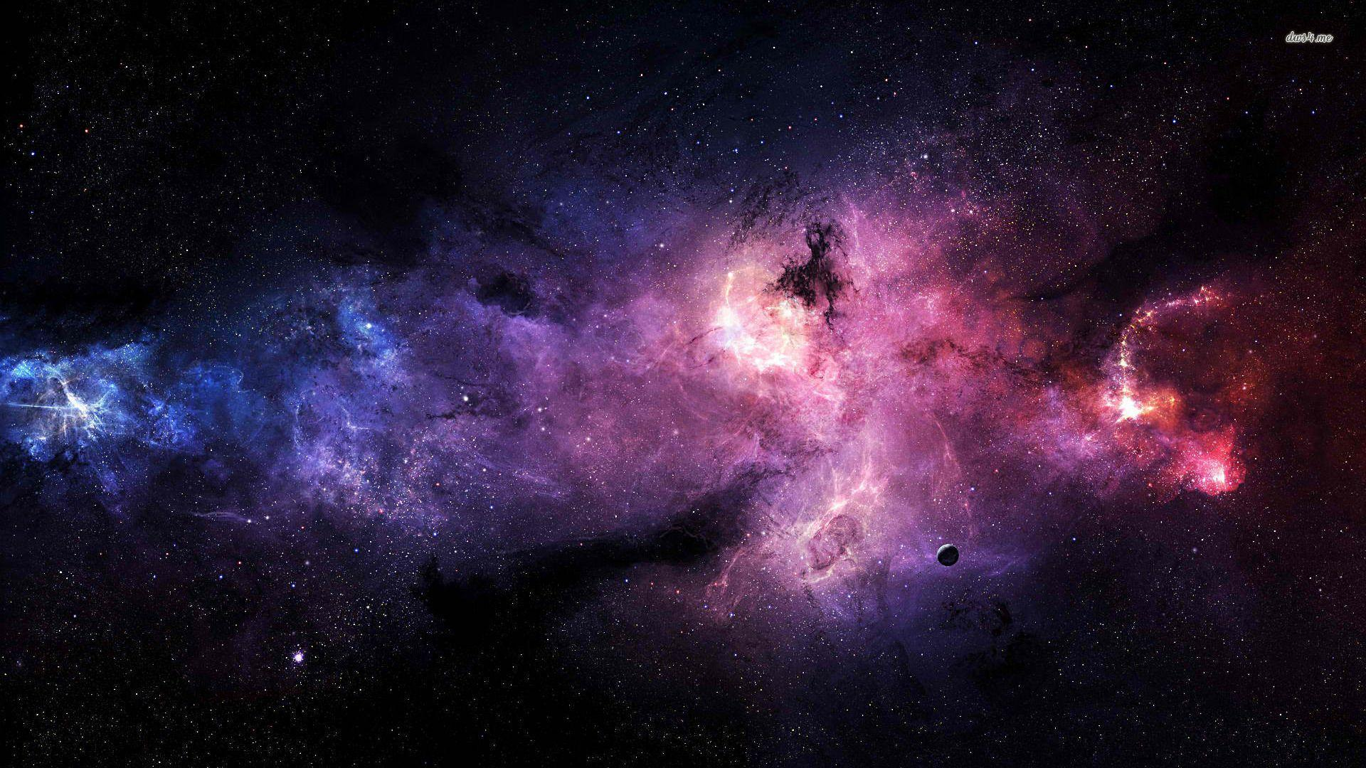 Galaxy Desktop Backgrounds Wallpaper Cave