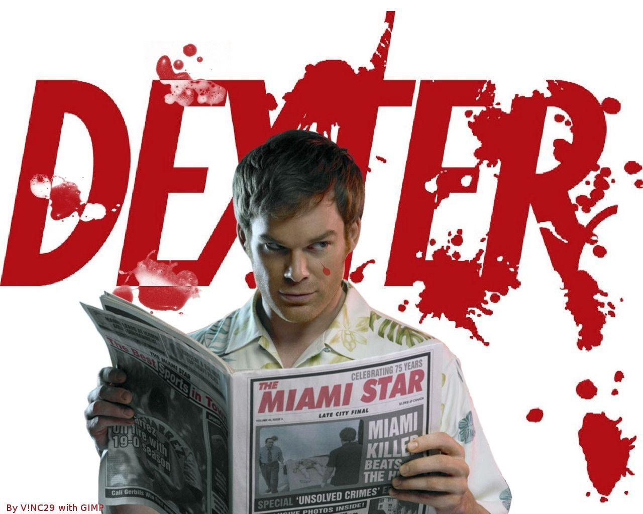 Dexter Wallpaper by vinc29 on DeviantArt