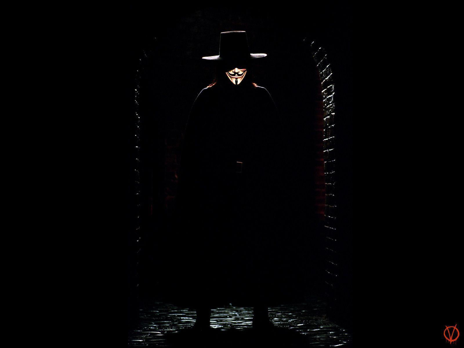 V For Vendetta TheWallpapers