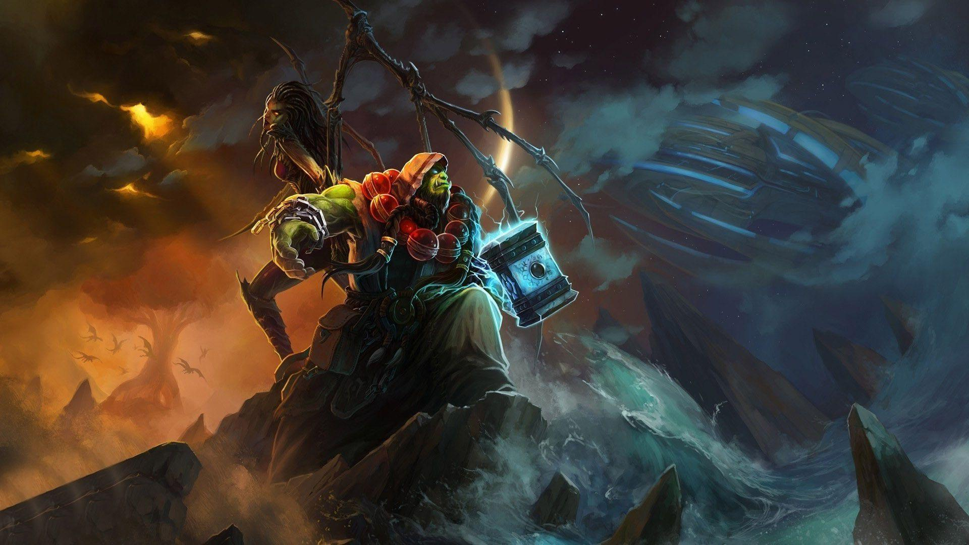 World of Warcraft wallpaper #