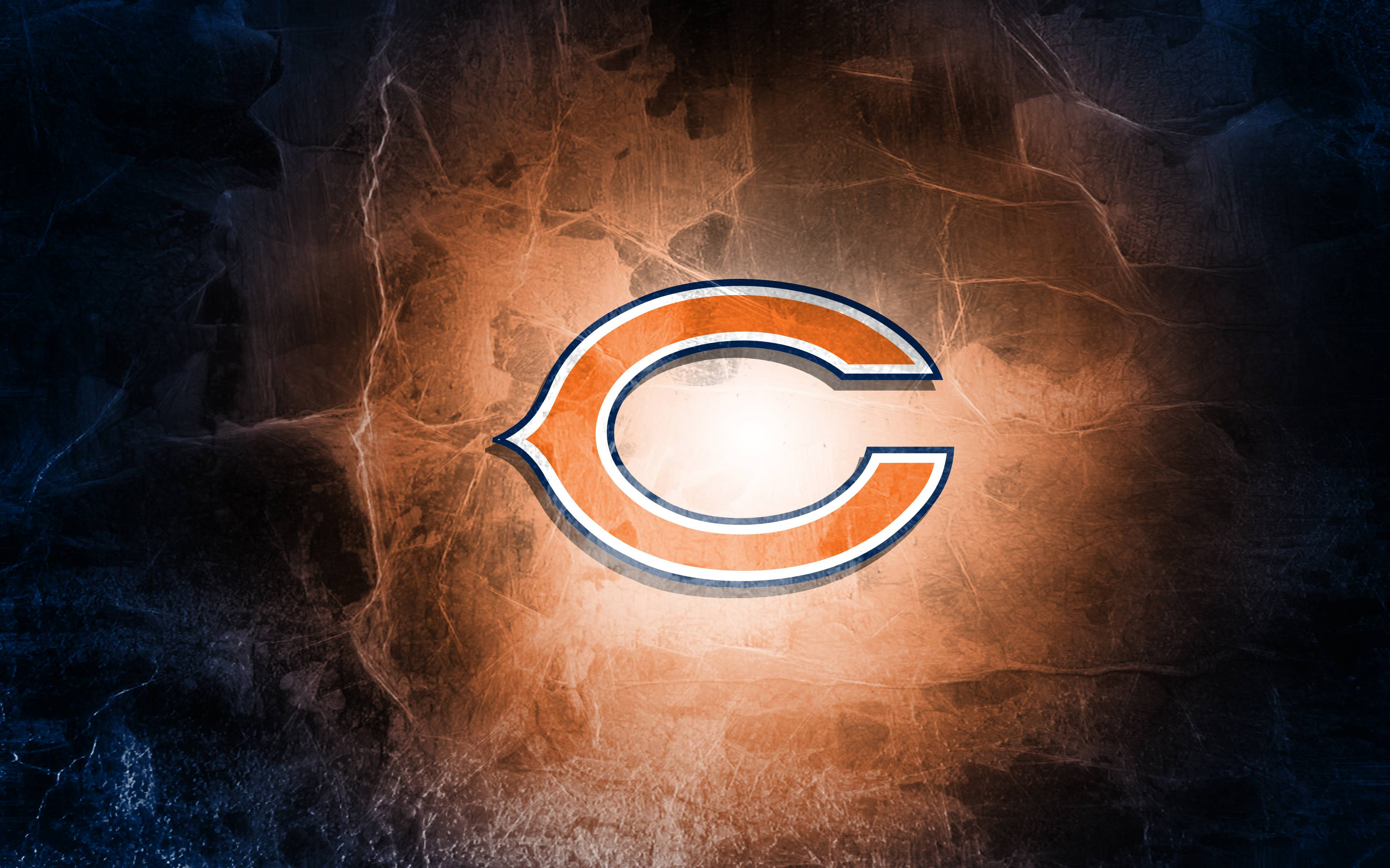 chicago bears desktop wallpapers wallpaper cave