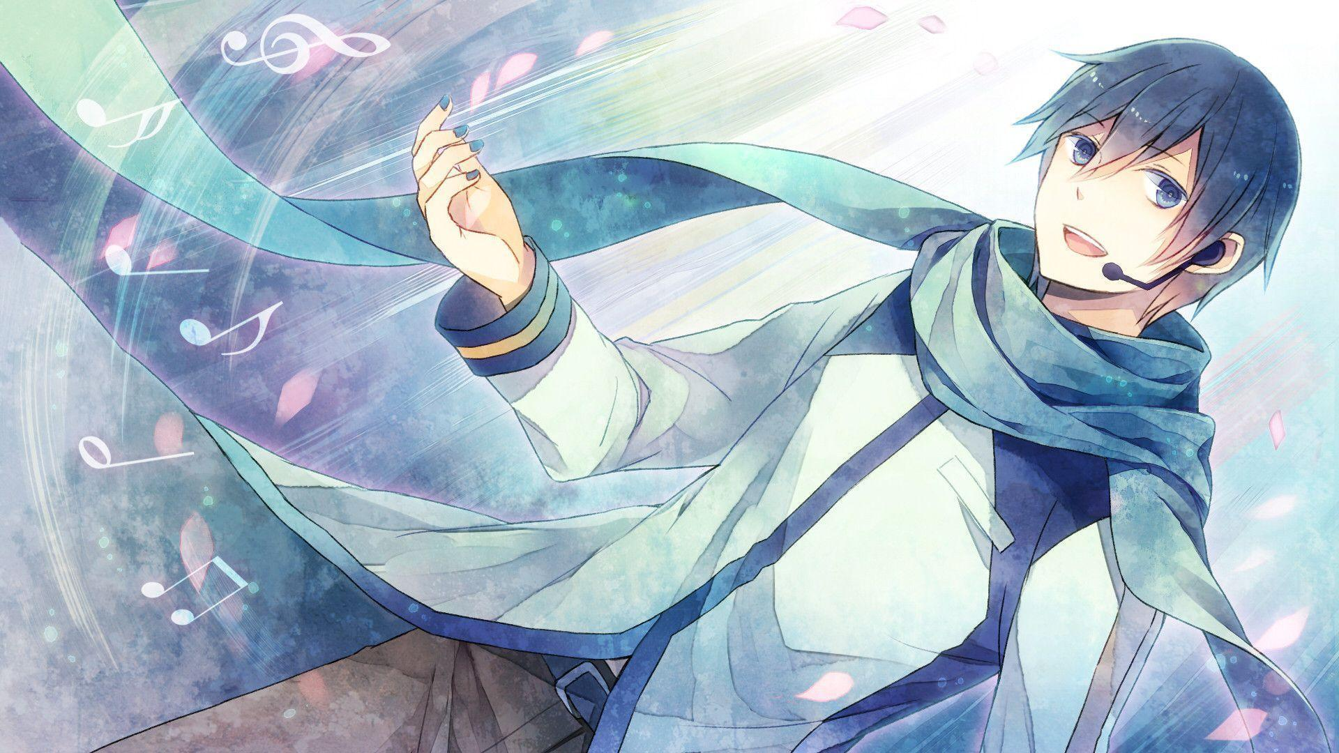 Vocaloid Kaito Wallpapers - Wallpaper Cave Vocaloid Kaito Songs