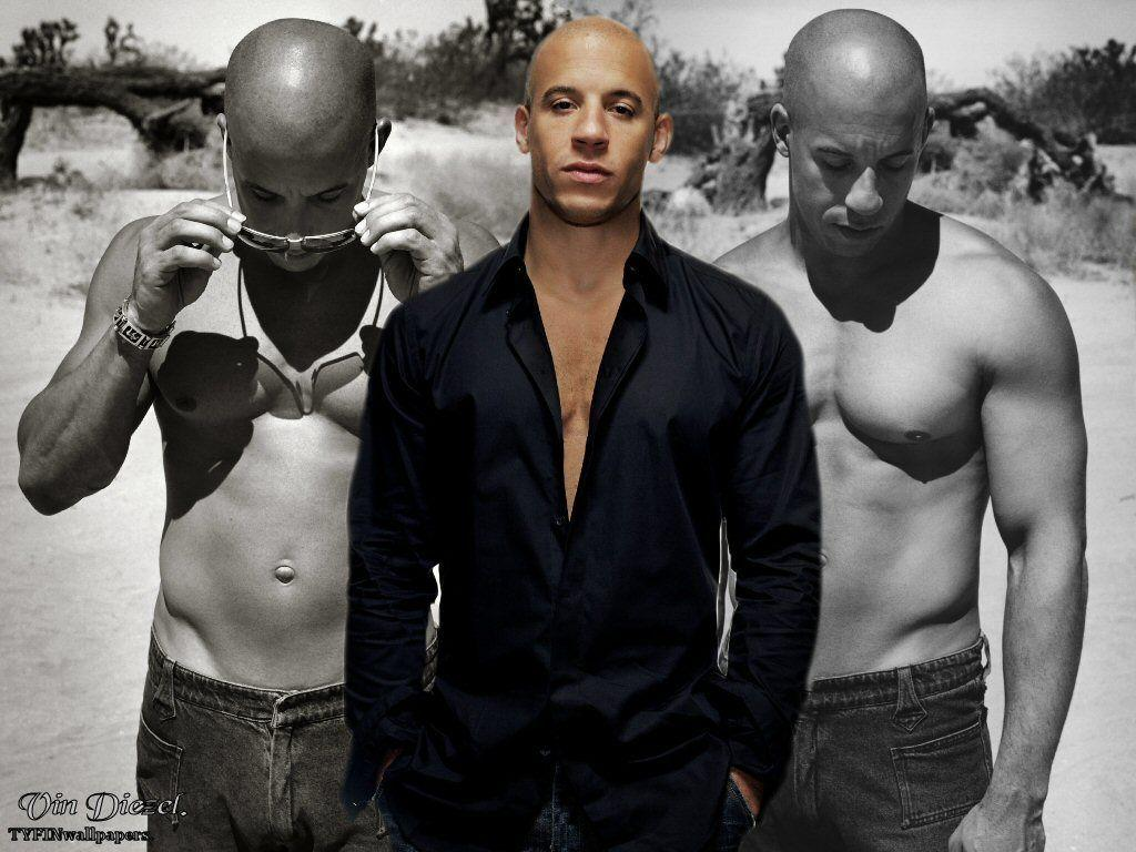 Vin Diesel Wallpapers (Wallpaper 1-8 of 8)