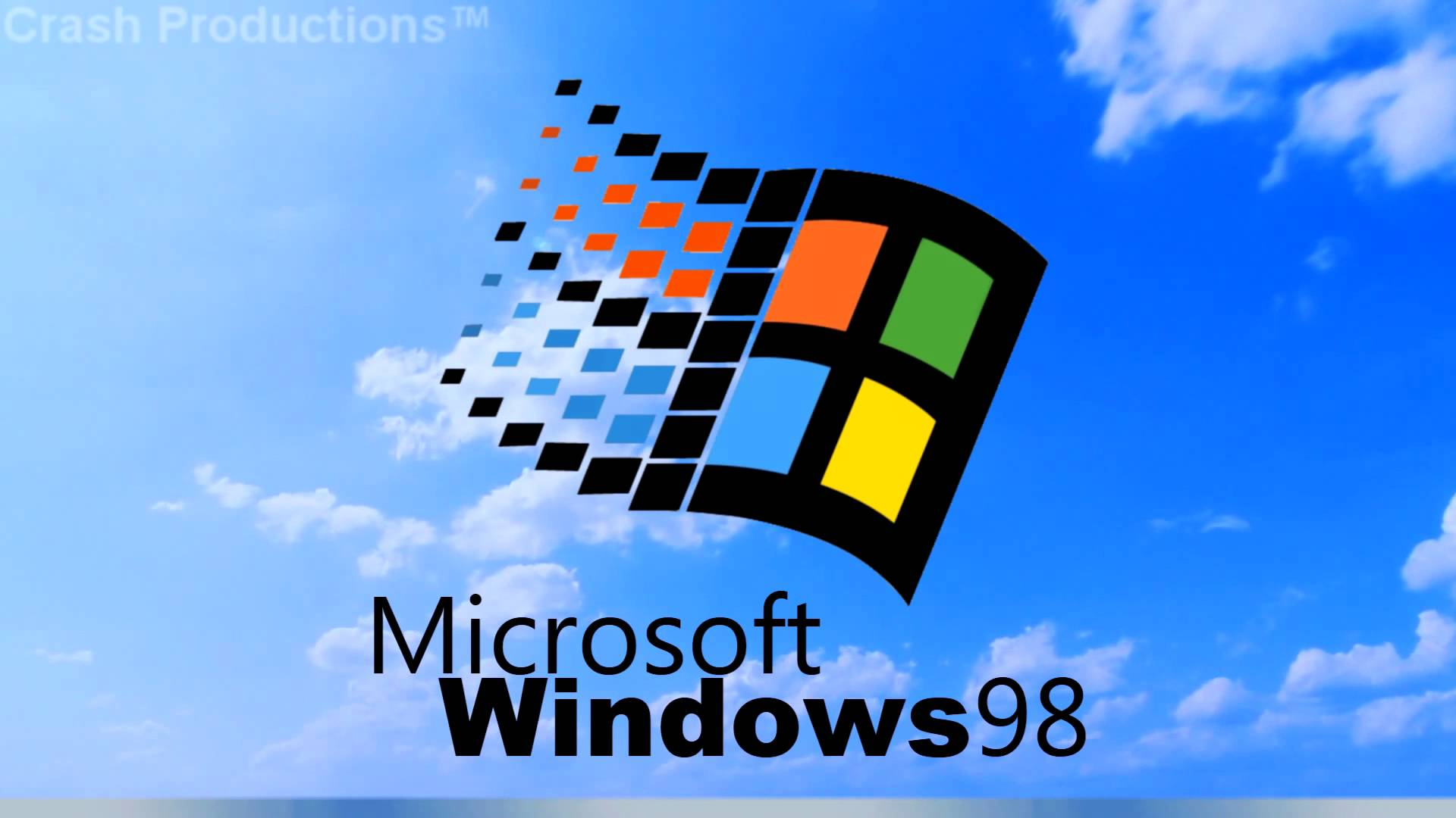 Wallpapers For > Windows 98 Wallpapers Clouds