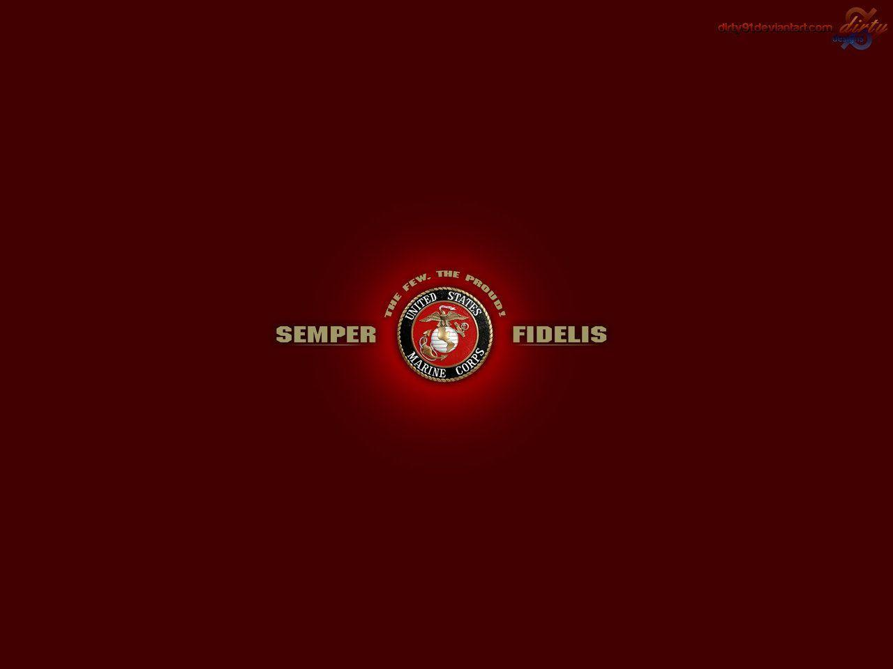 USMC Wallpapers by Outofthisworld