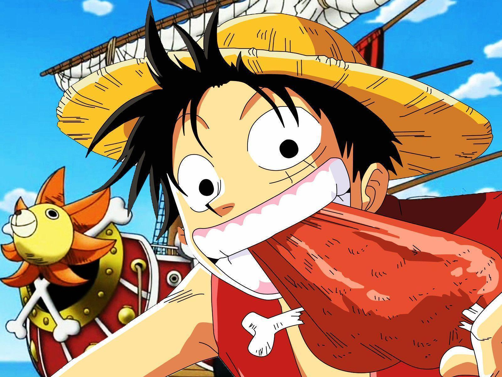 One Piece Luffy Wallpapers Wallpaper Cave