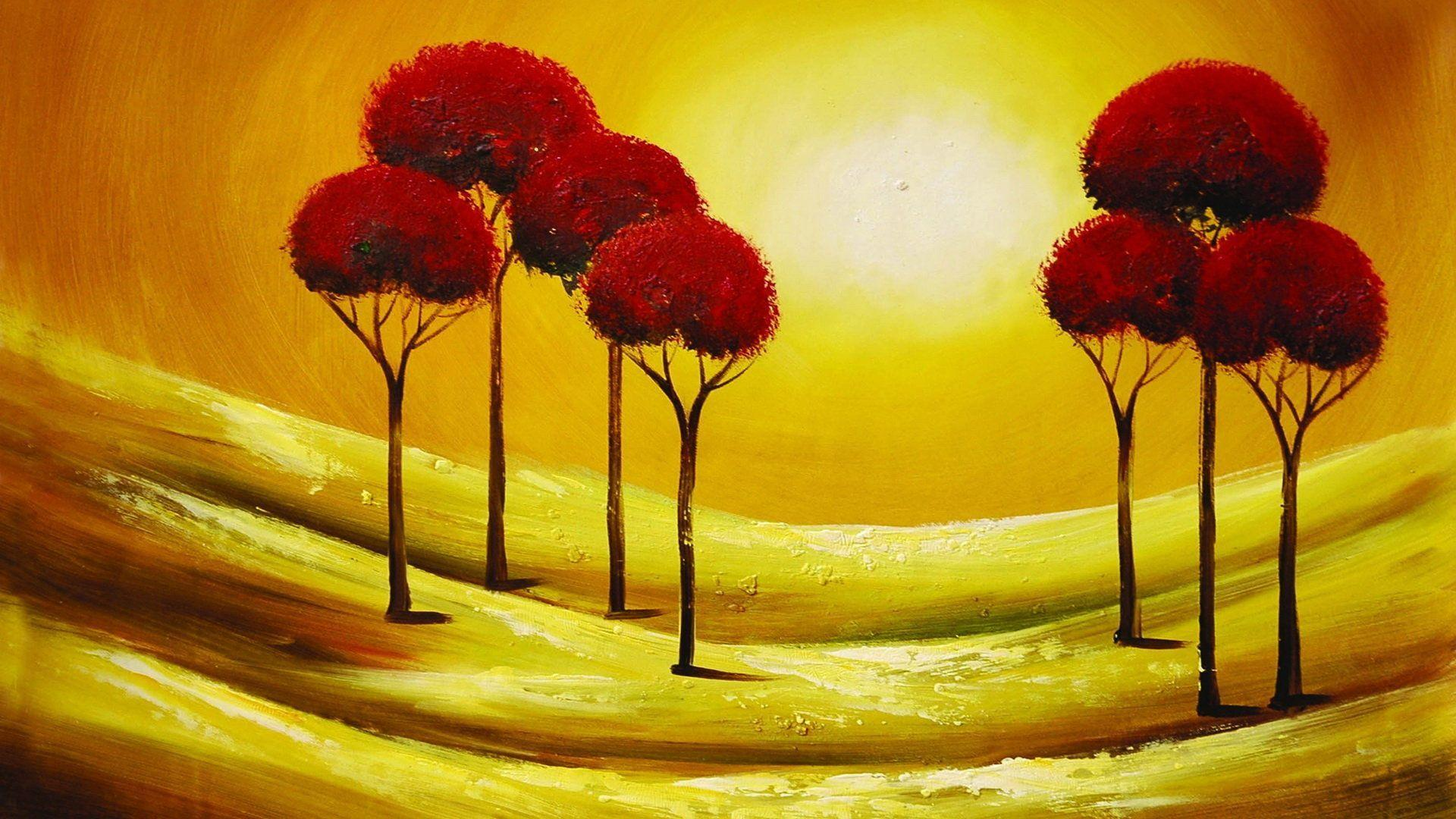 Picture Abstract Art In Hd Painting Free: Abstract Painting Wallpapers
