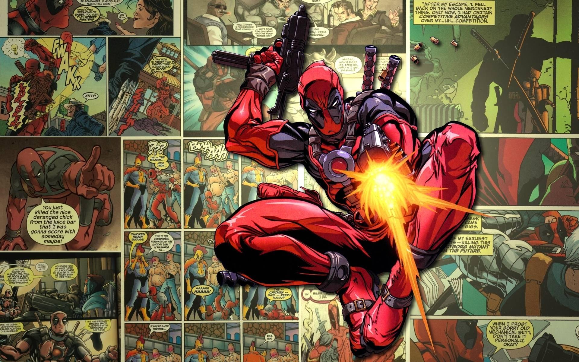 Deadpool Wallpapers - Full HD wallpaper search