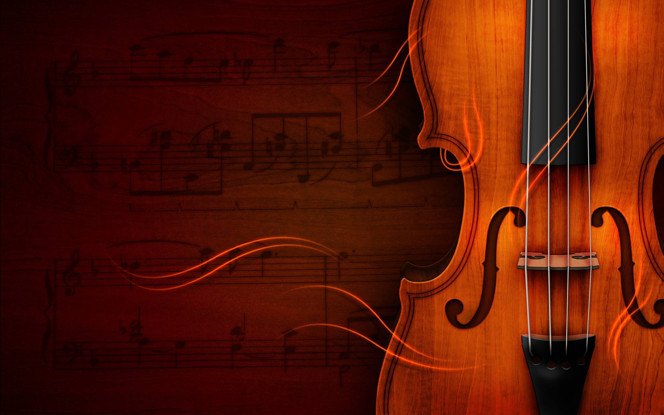Beautiful Violin Wallpapers | HD Wallpapers