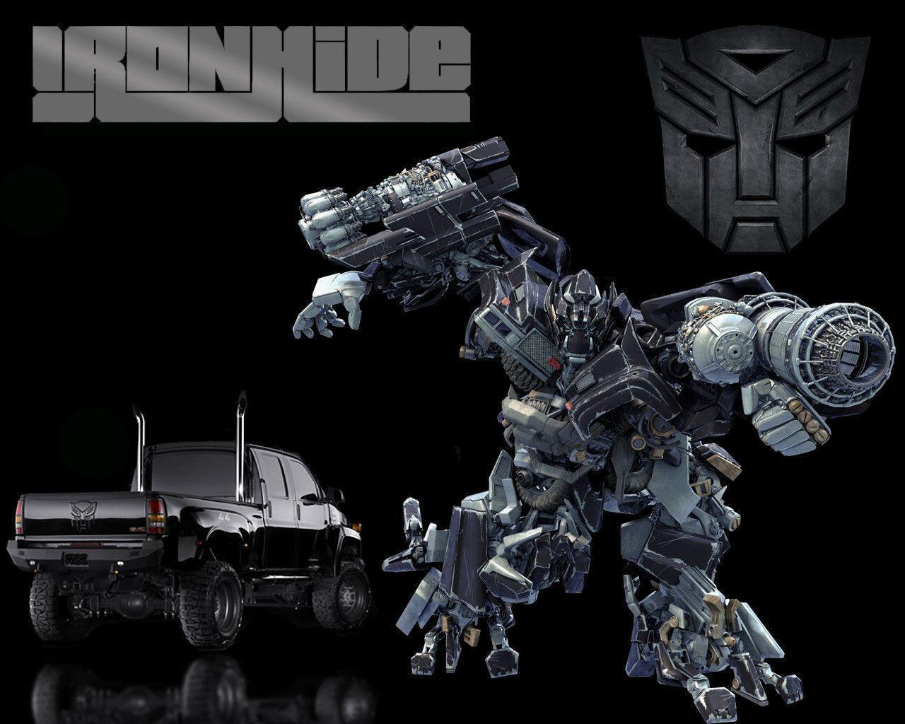 Transformers Ironhide Wallpapers Wallpaper Cave