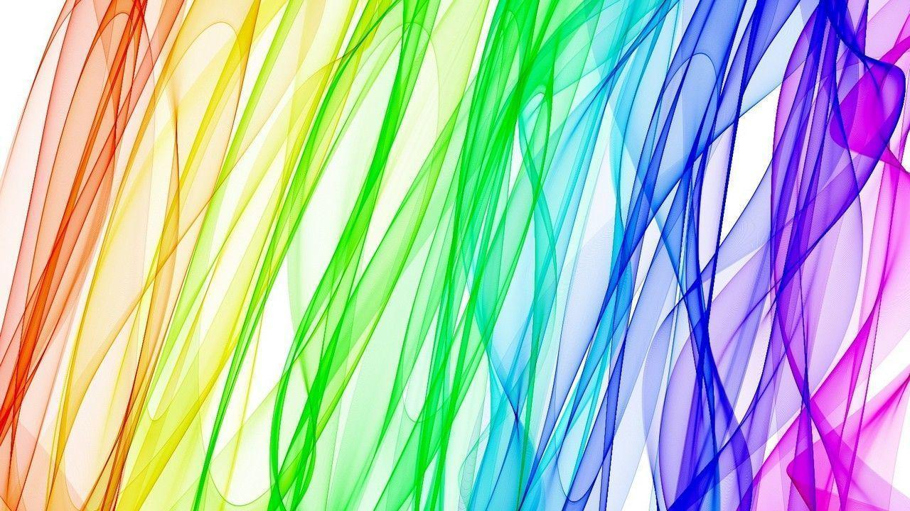 Rainbow Color Wallpapers Wallpaper Cave