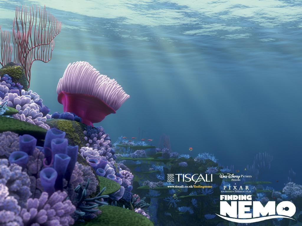 Finding Nemo wallpapers free download