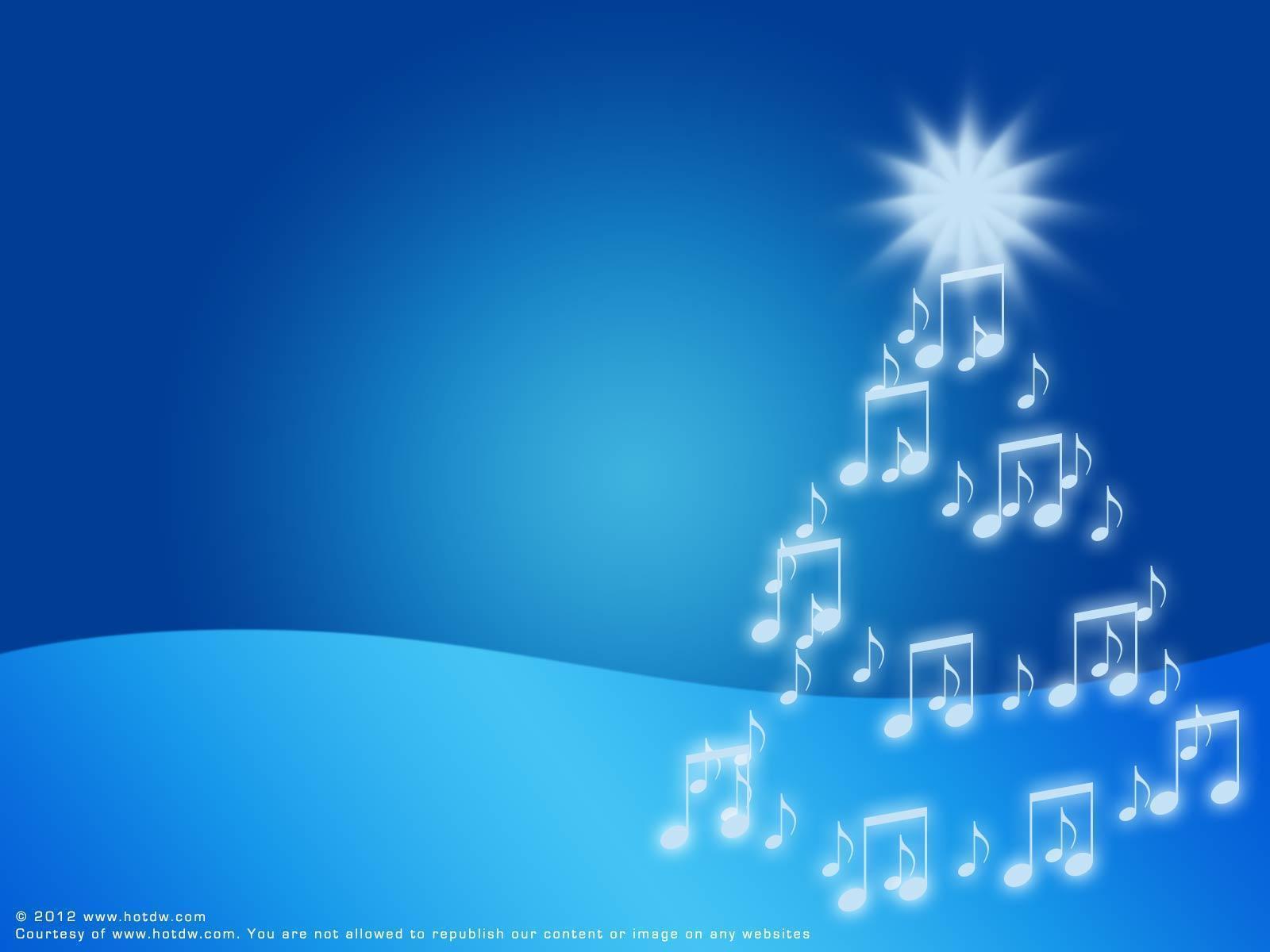 christmas carols background