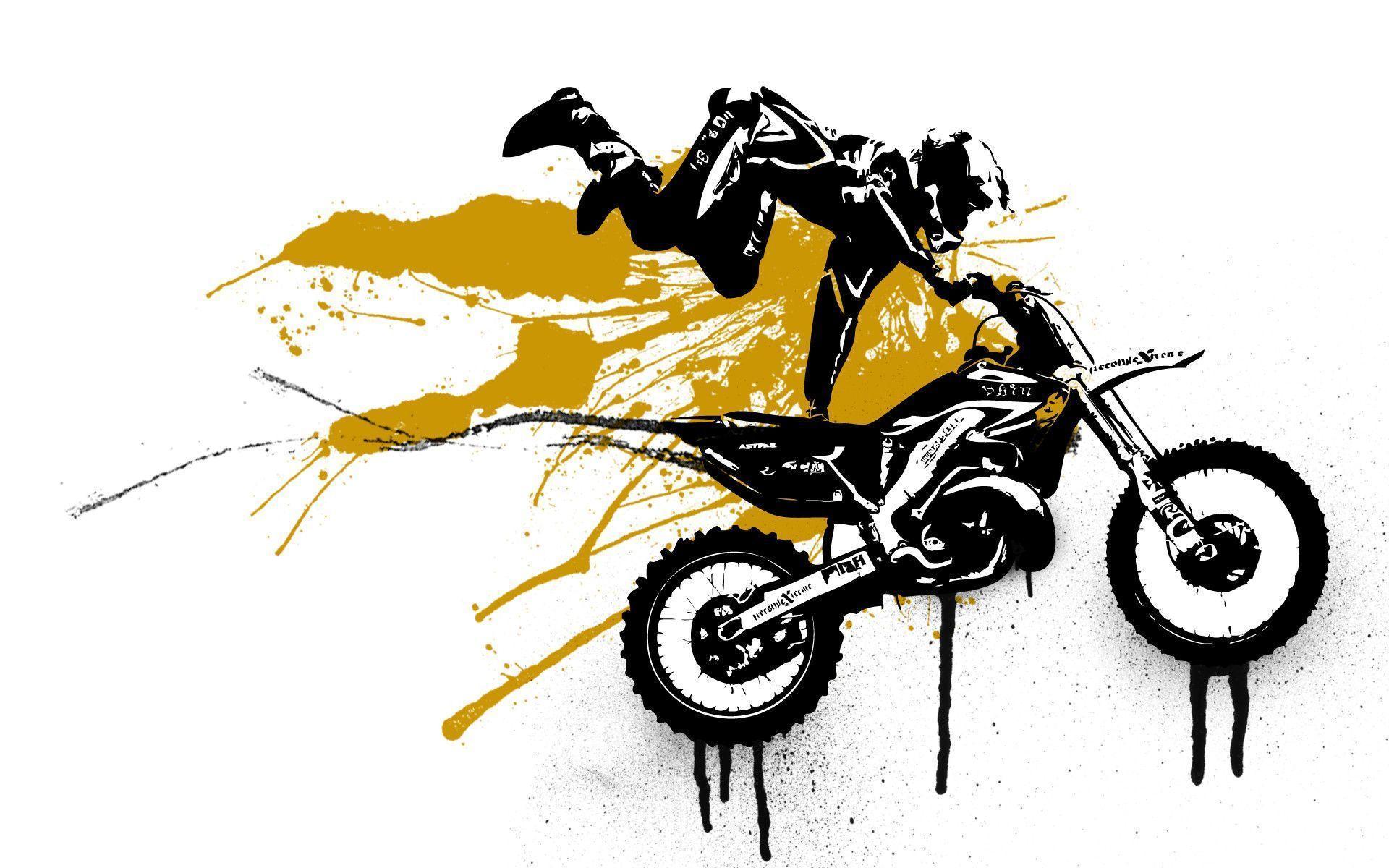 Dirtbike Wallpapers - Wallpaper Cave