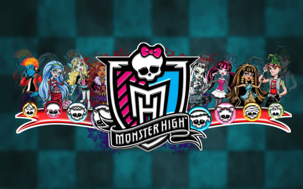 Monster High - Monster High : Desktop and mobile wallpaper : Wallippo