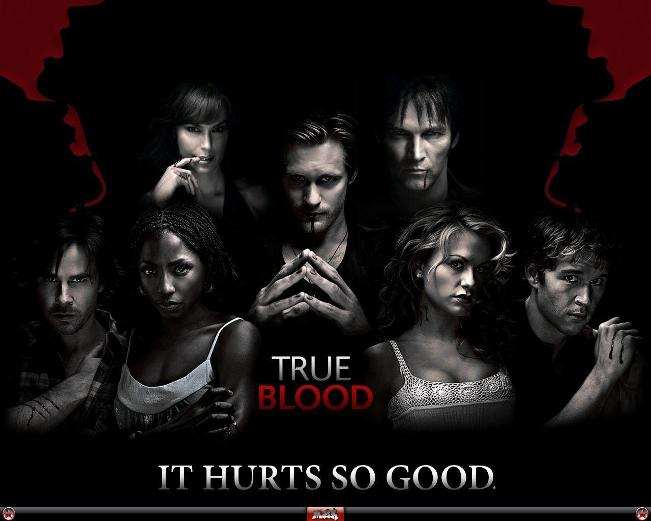 True Blood Wallpaper Hd: Hbo True Blood Wallpapers