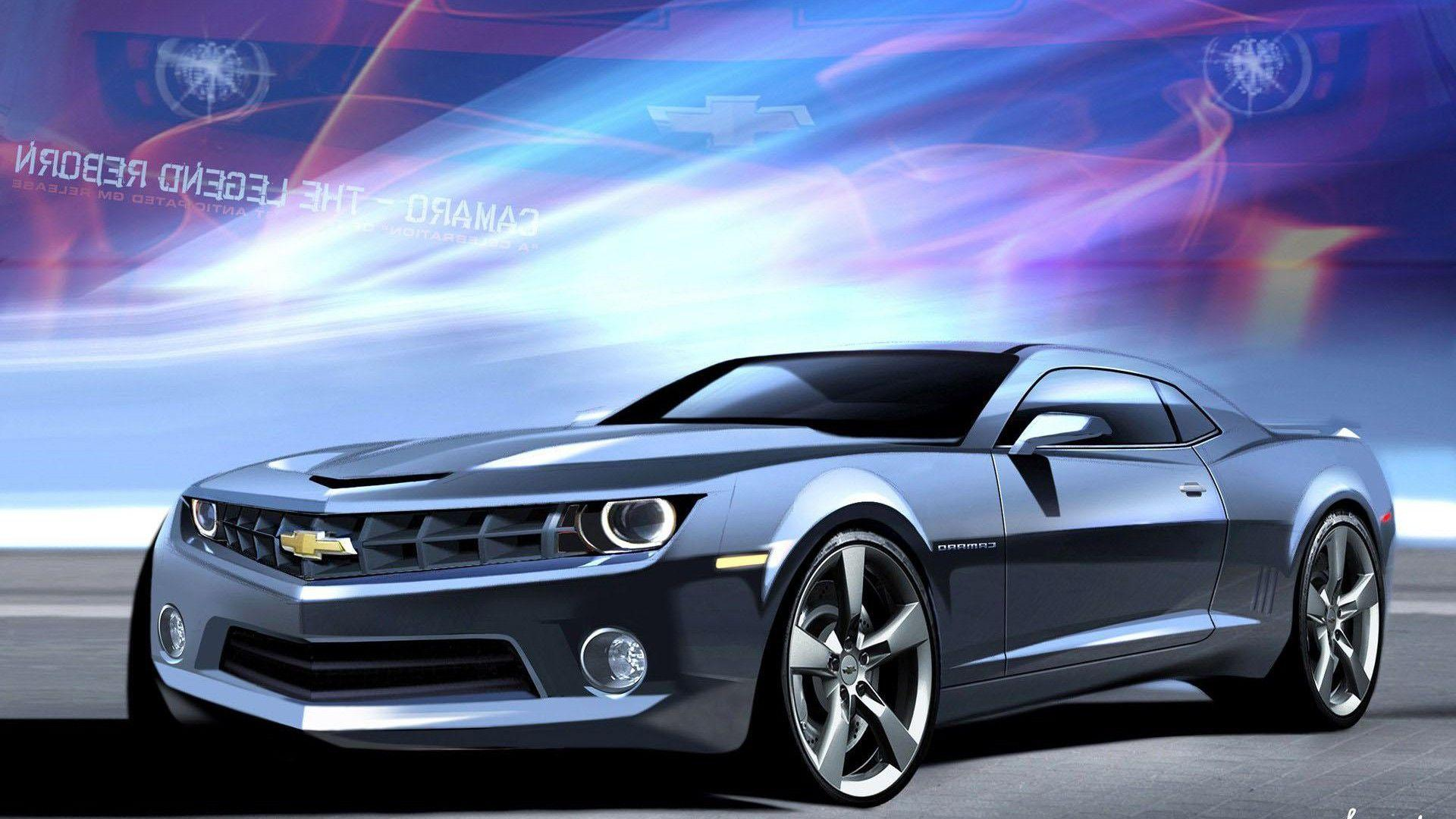 Chevy Camaro Wallpapers Wallpaper Cave