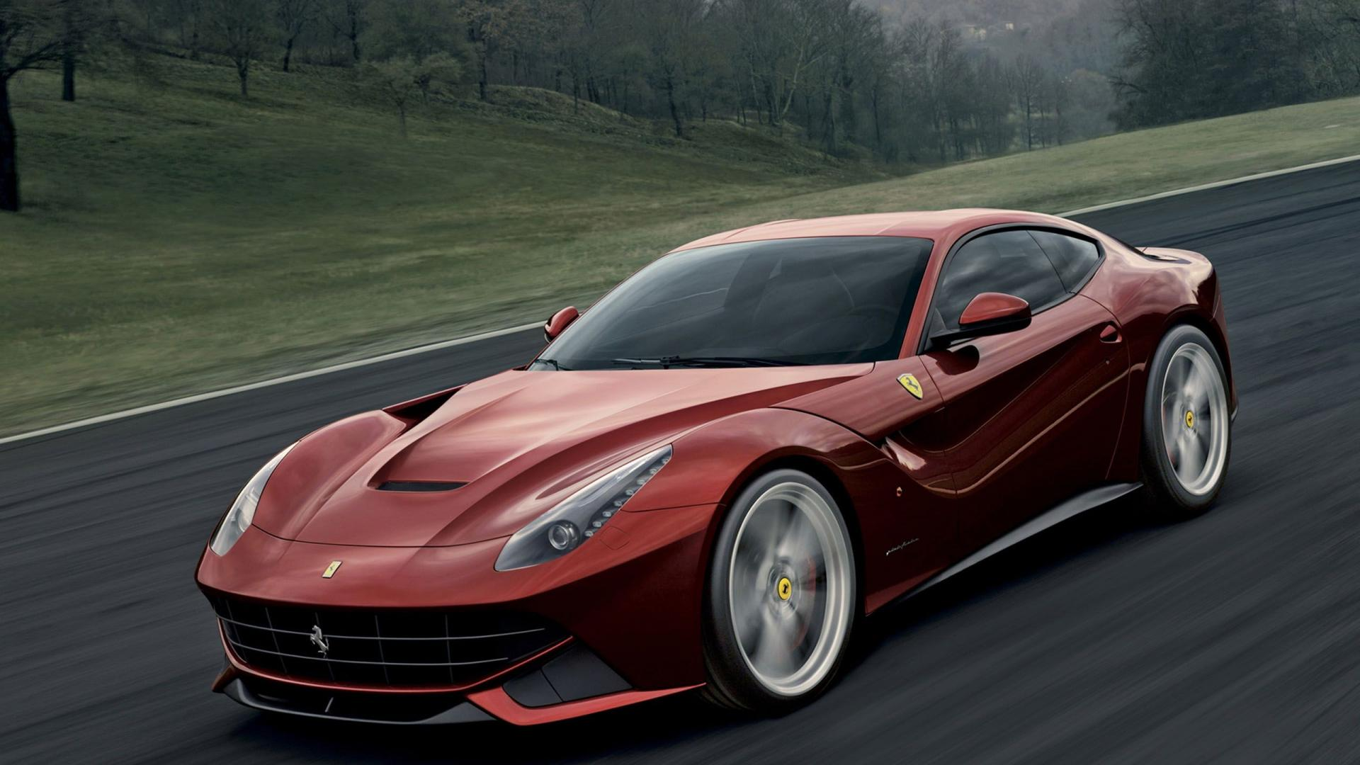 Ferrari F12 Berlinetta Sports Cars HD Wallpaper | Wallpapers55.