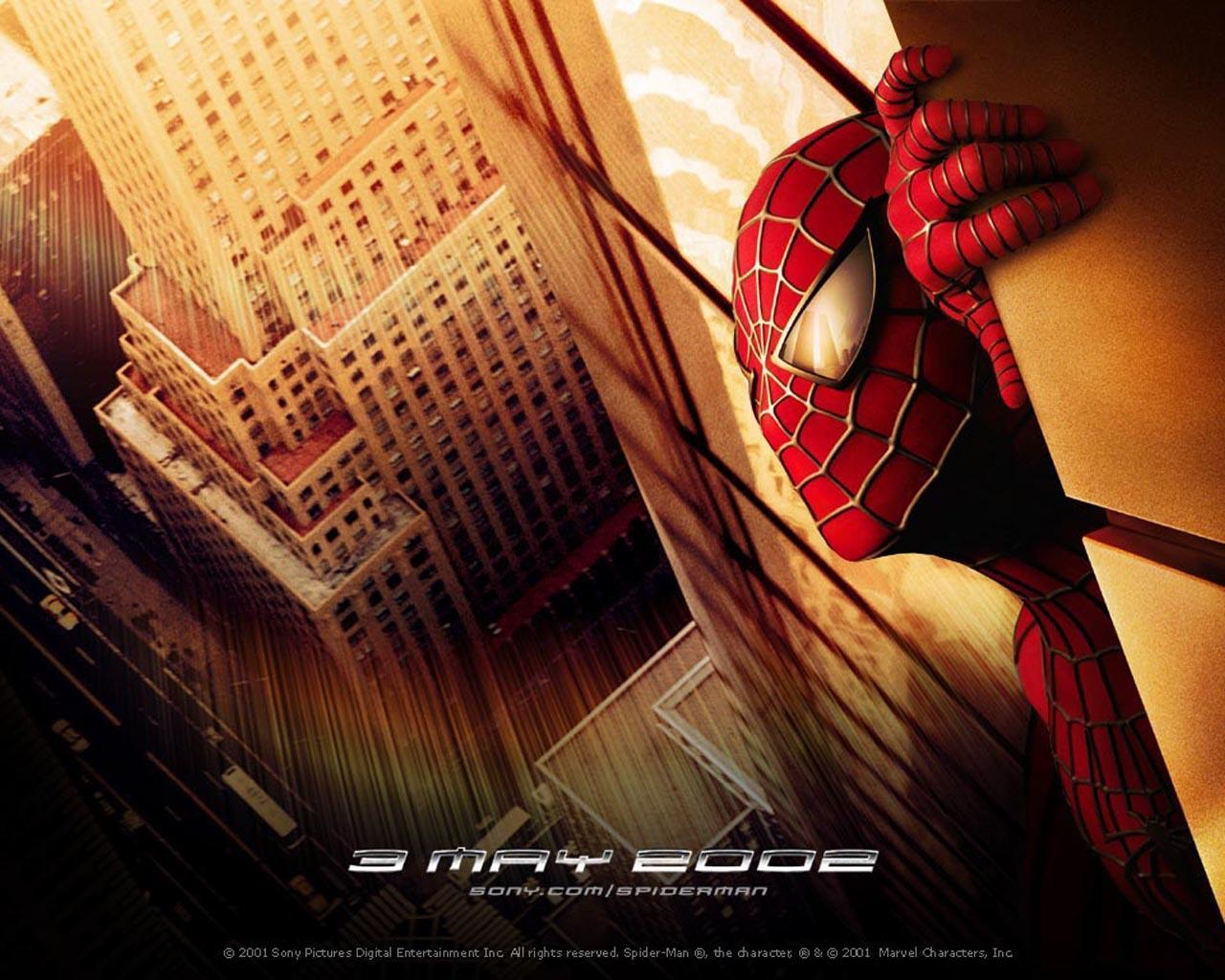 Wallpapers For > Spiderman Hd Wallpapers For Desktop