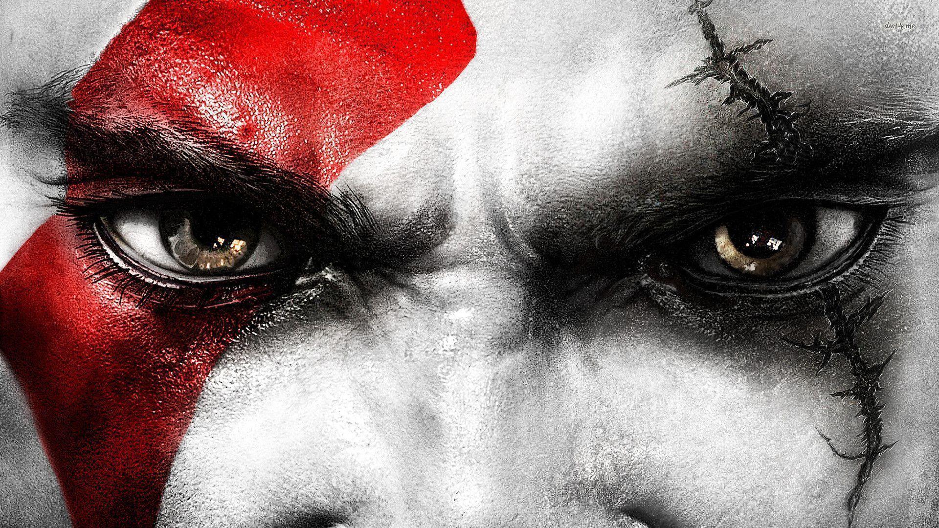 Kratos - God of War 3 wallpaper - Game wallpapers - #