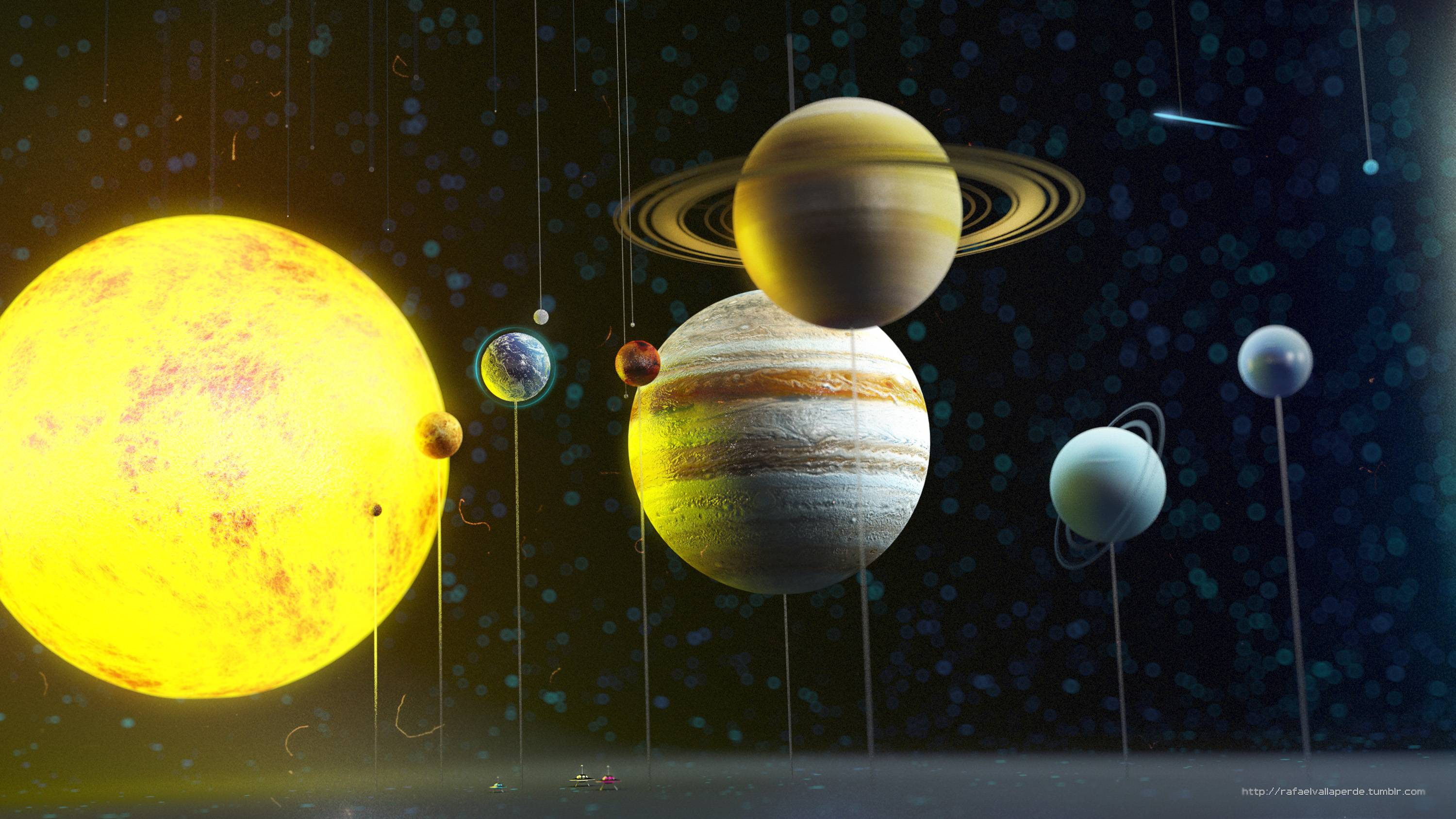 the solar system hd large - photo #15