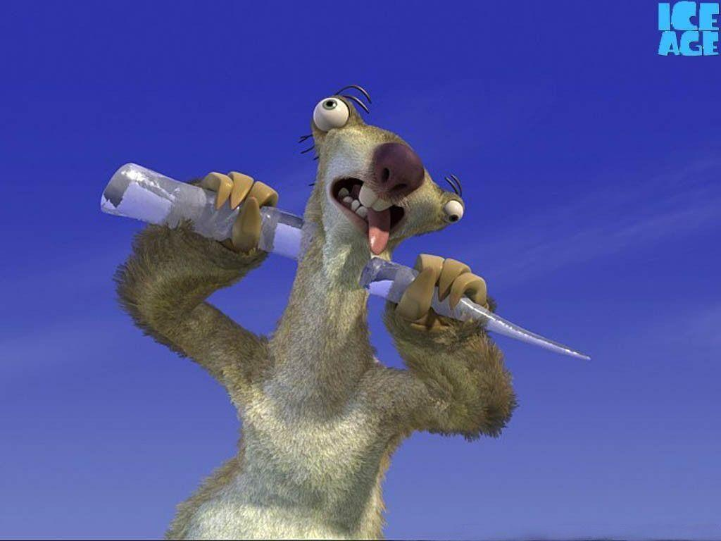 Images For Ice Age Wallpaper Sid