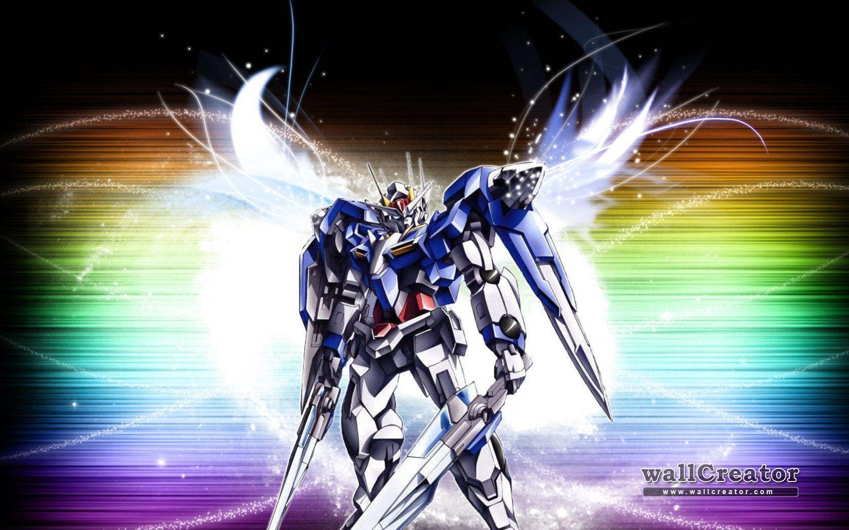 Gundam 00 wallpapers hd wallpaper cave - Gundam wallpaper hd ...