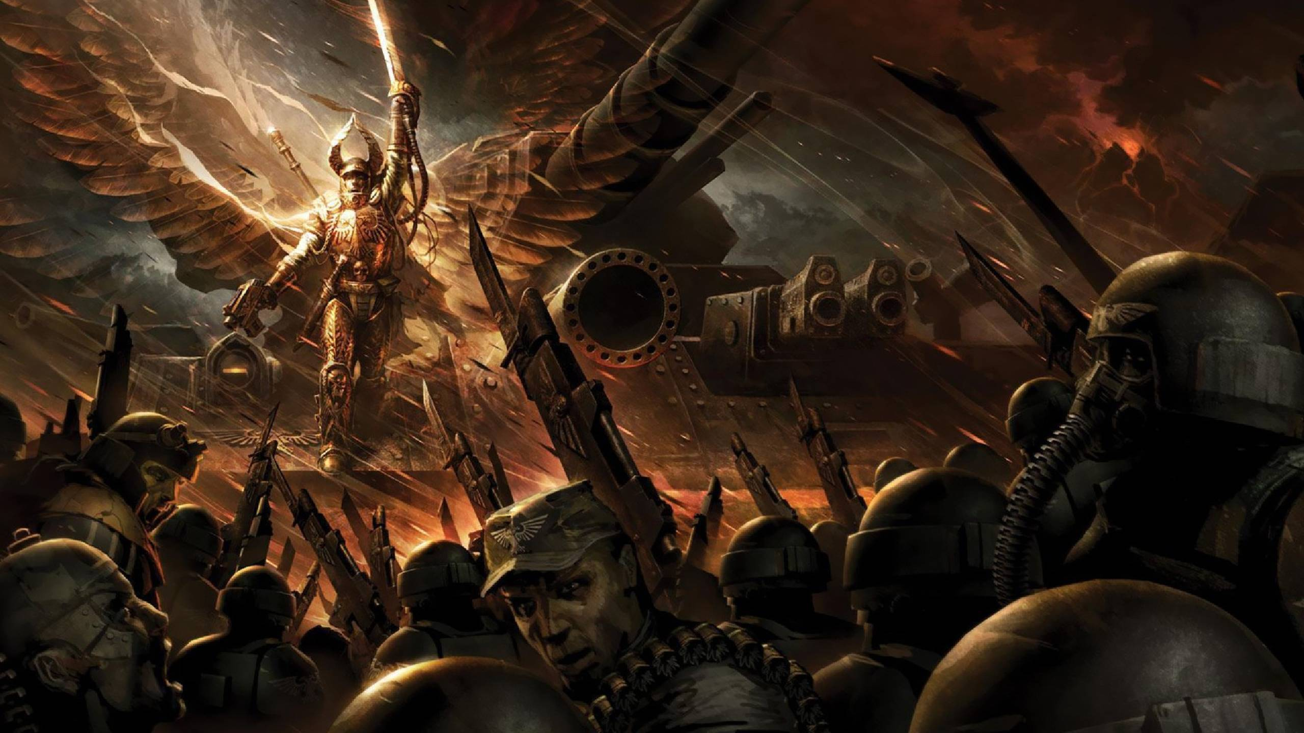 warhammer 40k wallpaper 1680x1050 - photo #8