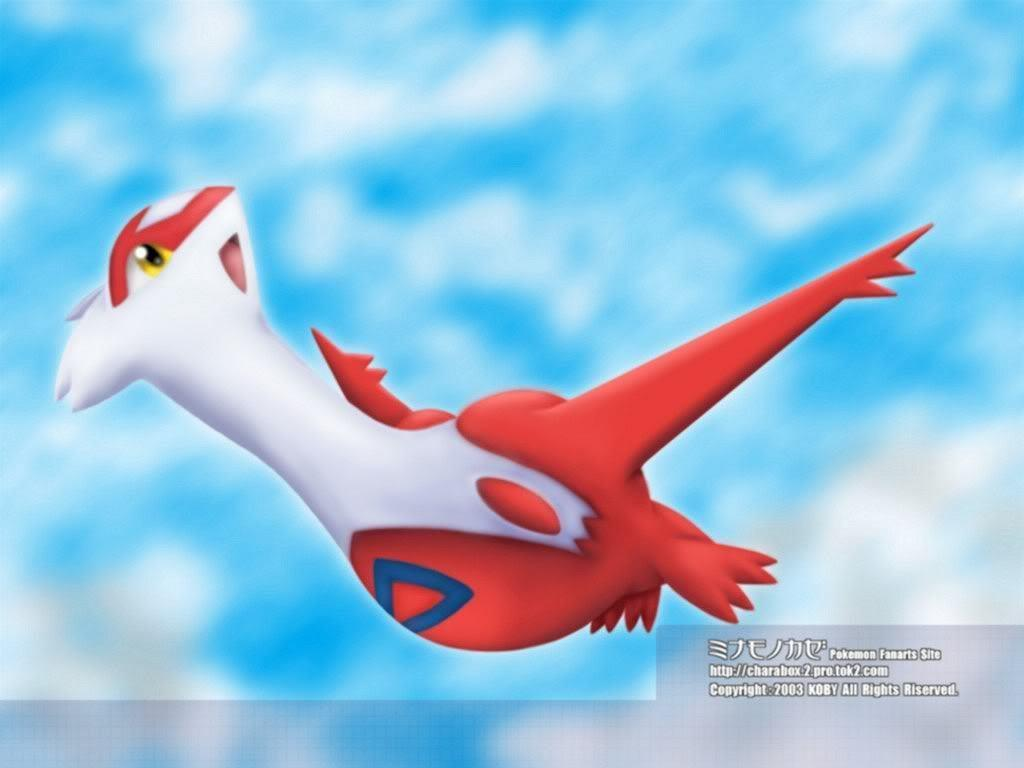 Latias Wallpapers - Wallpaper Cave