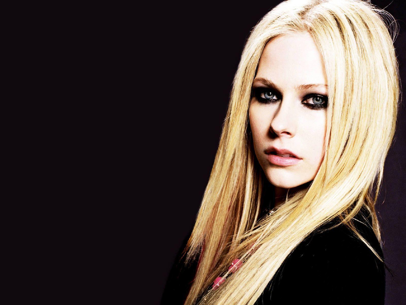 Wallpaper Avril Lavigne Alice K Music